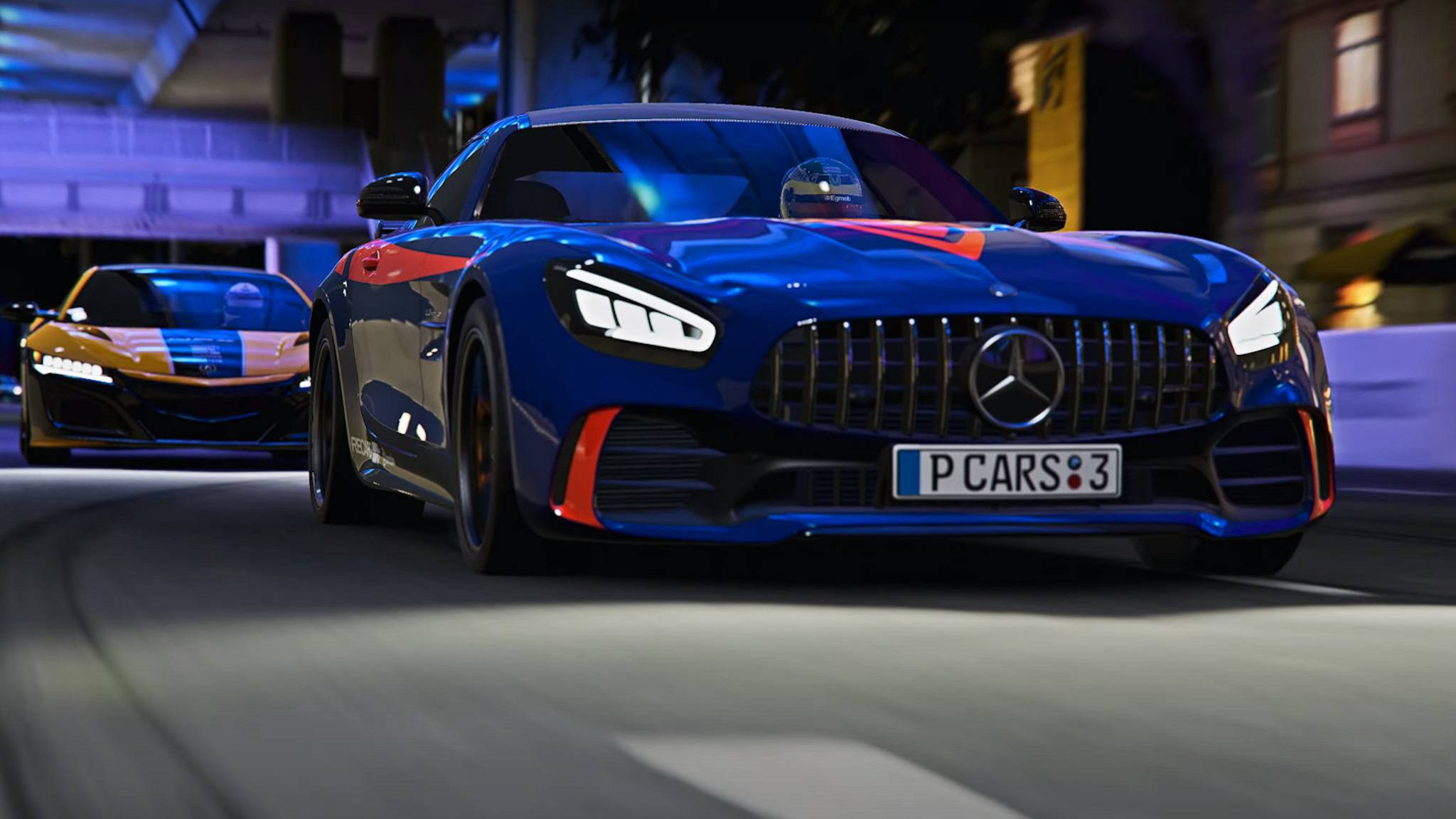 project-cars-3-blauer-mercedes