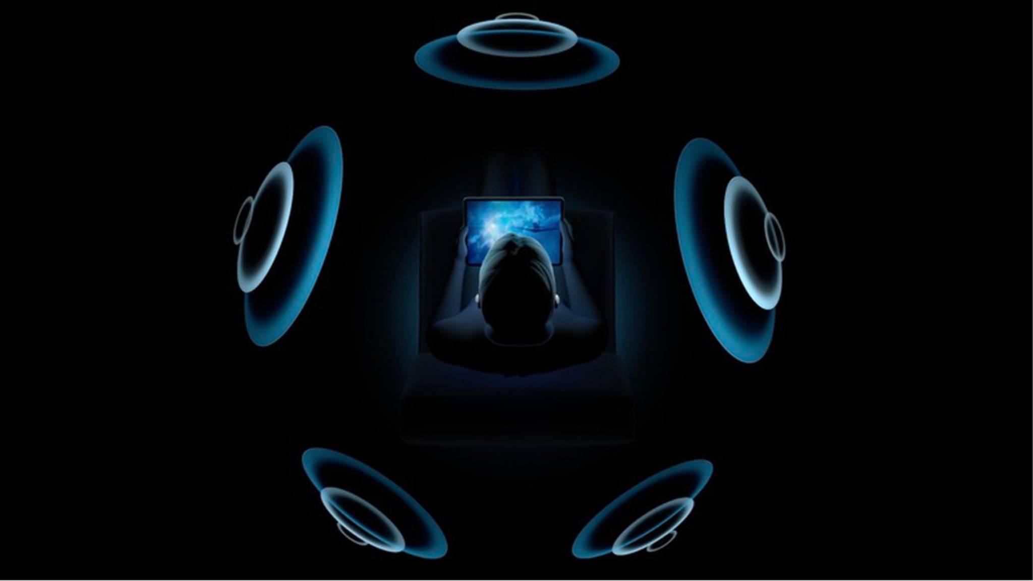 surround sound apple airpods pro
