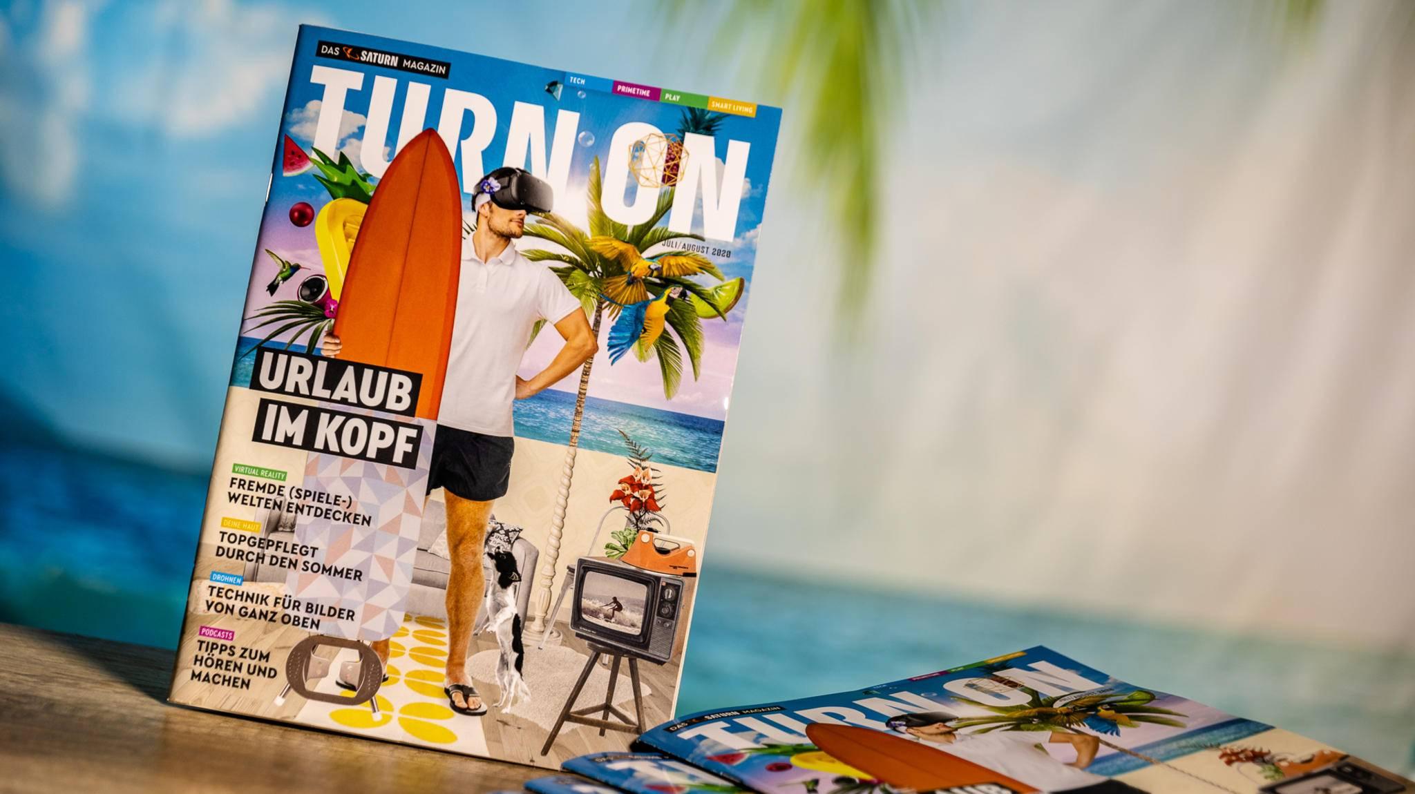 TURN ON Magazin 03/2020