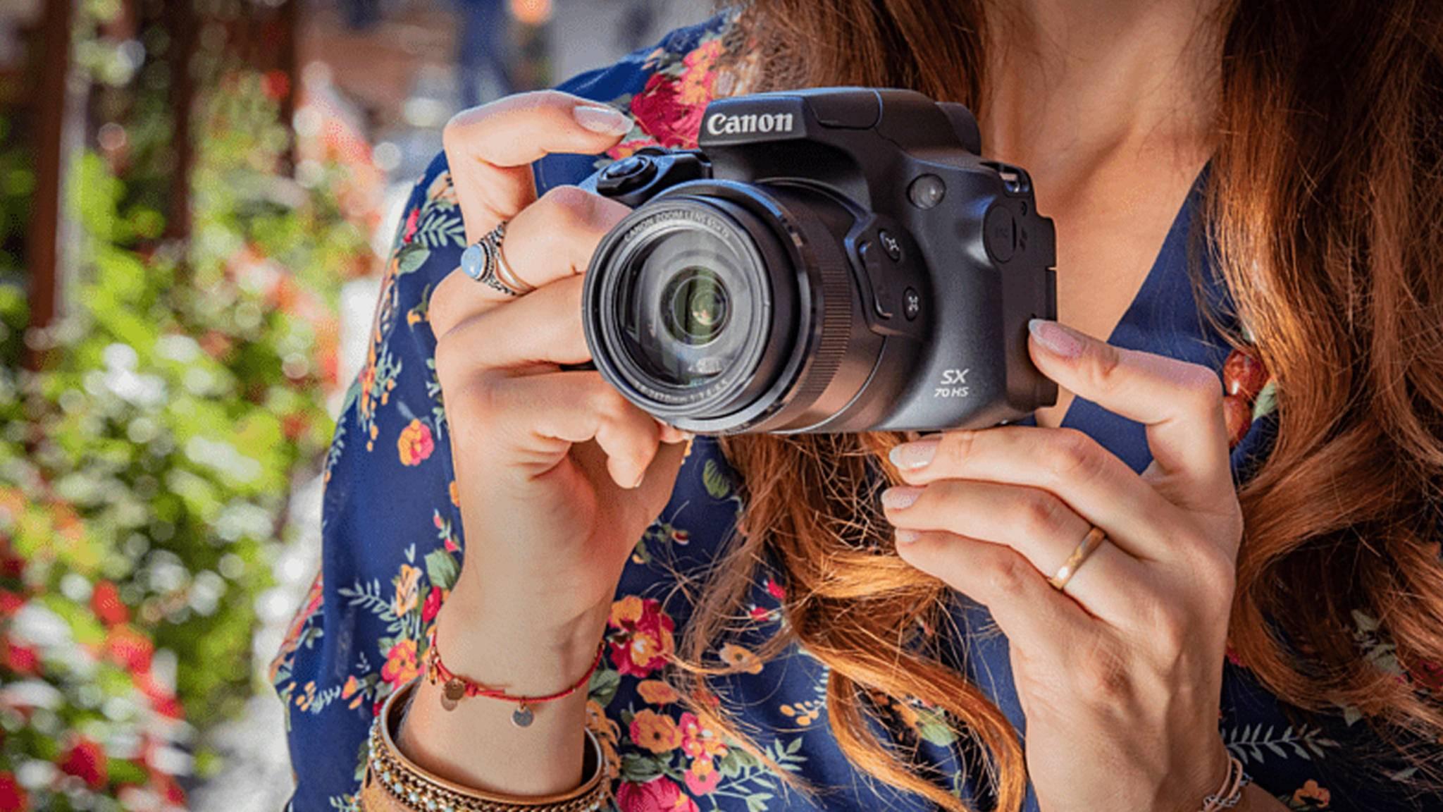 Bridge-Kameras gibt es von günstig bis teuer.