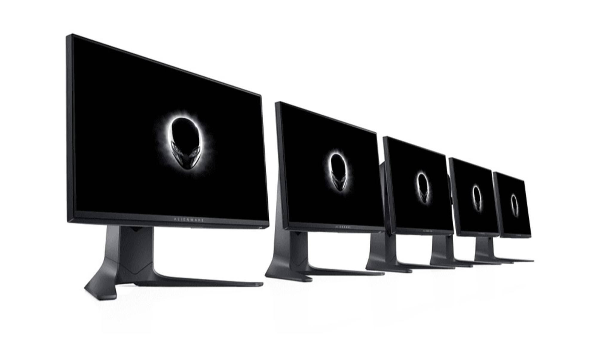 Dell-Alienware-Monitore