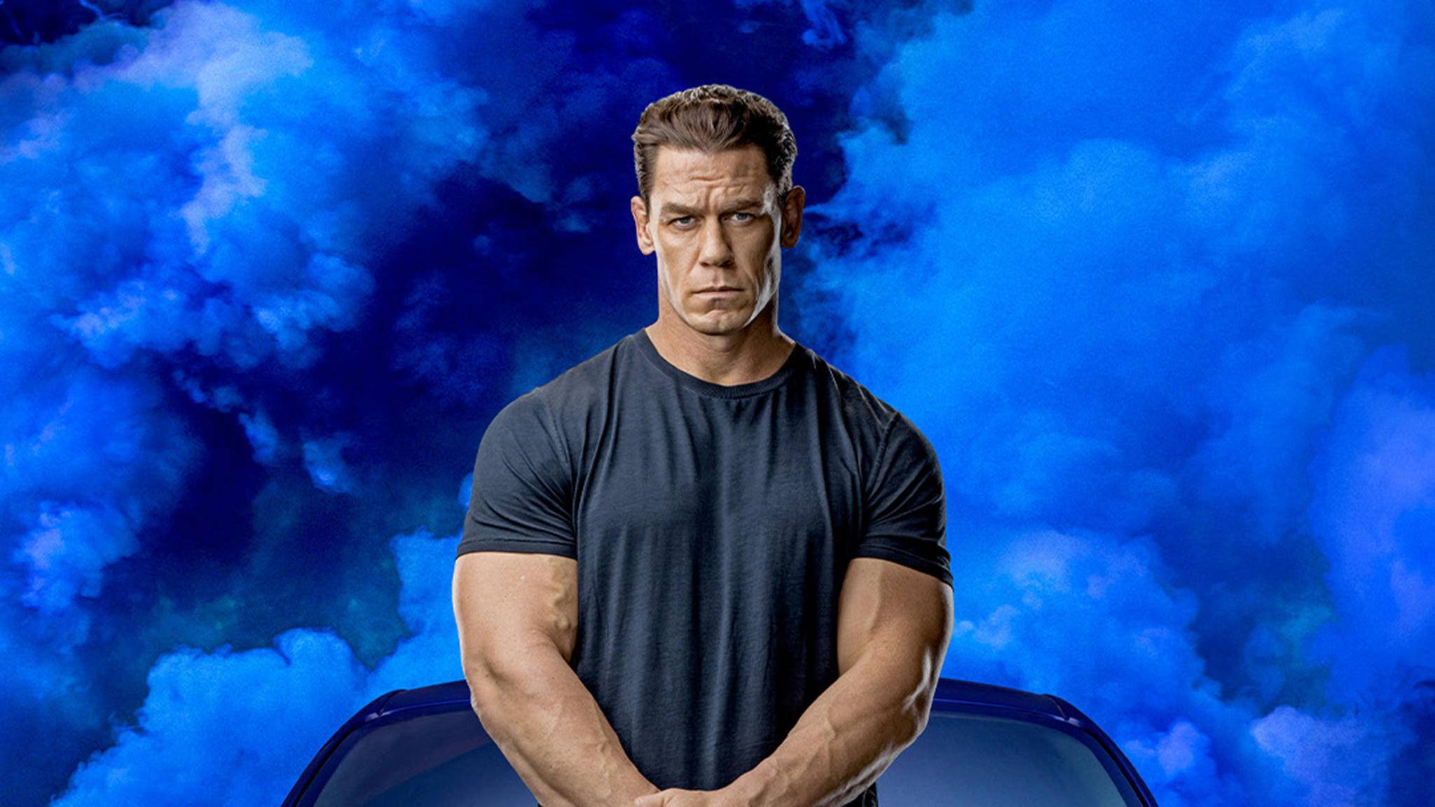 Fast & Furious 9 John Cena