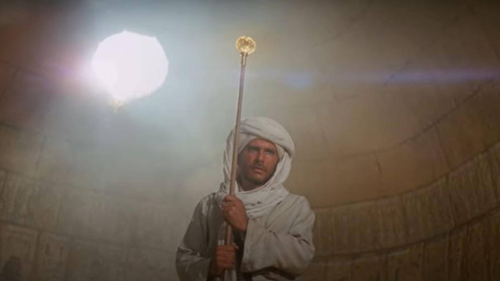 Indiana Jones Jaeger des verlorenen Schatzes Stab des Ra