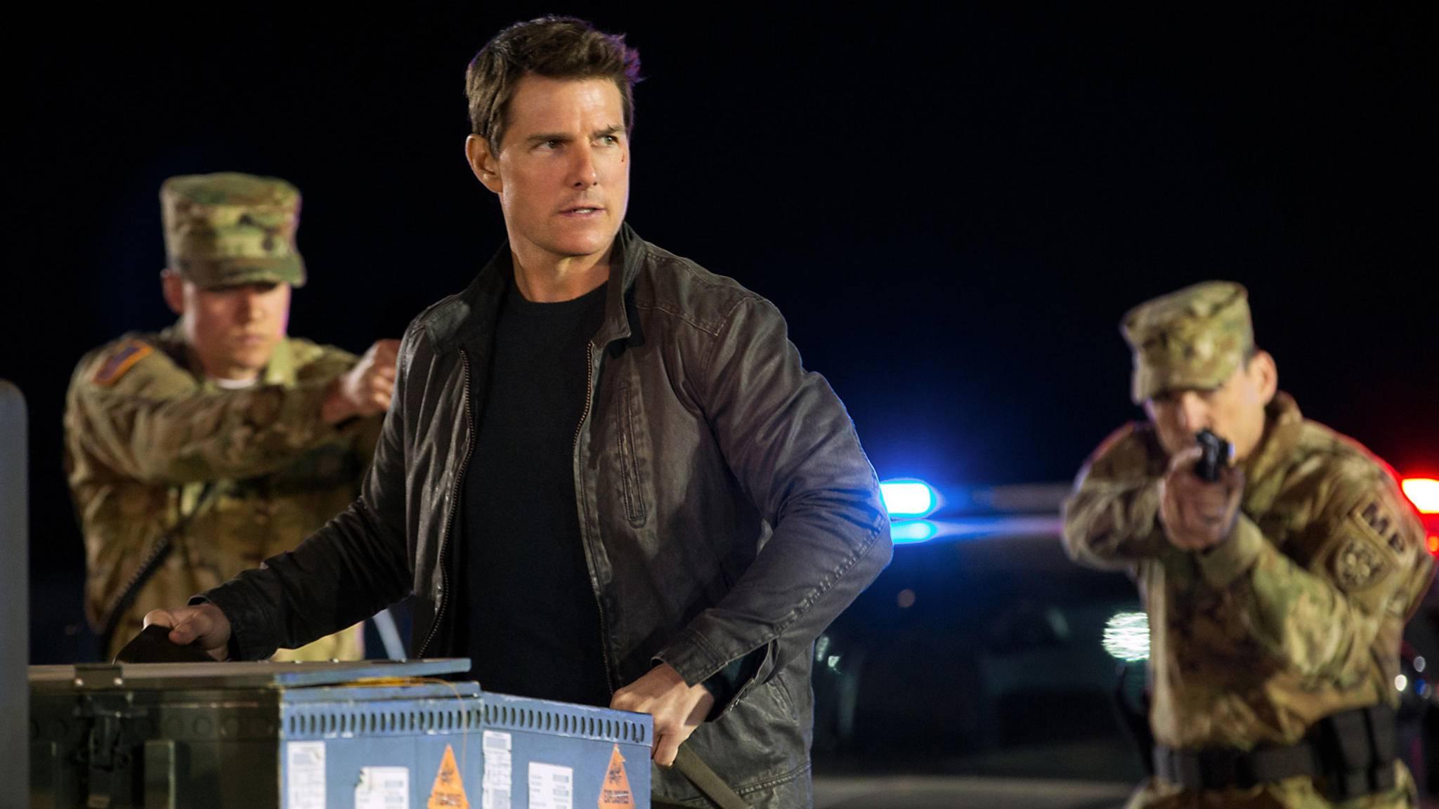 Jack Reacher Kein Weg zurück Tom Cruise