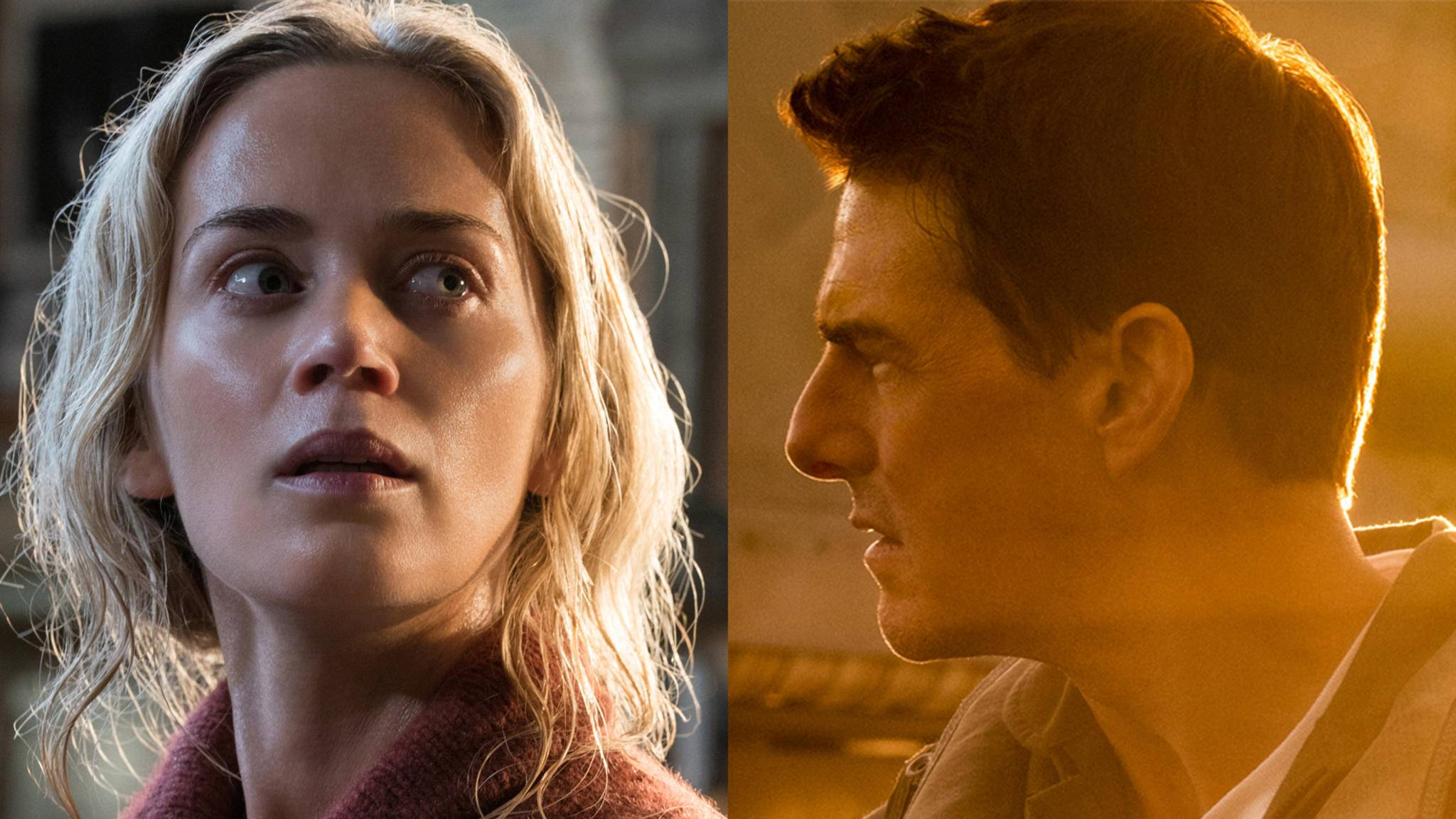 Quiet Place 2_Top Gun Maverick