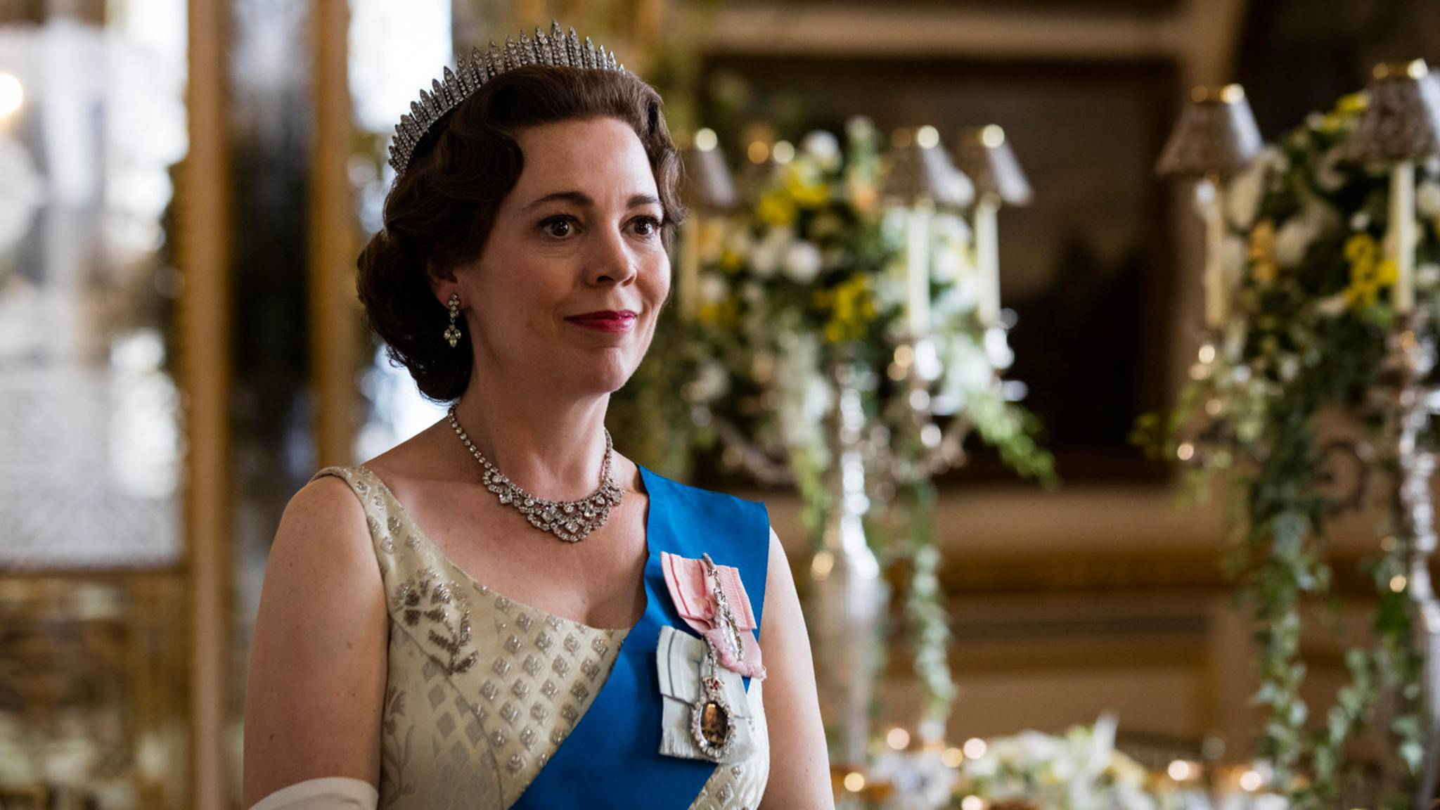The Crown Olivia Colman in Staffel 3