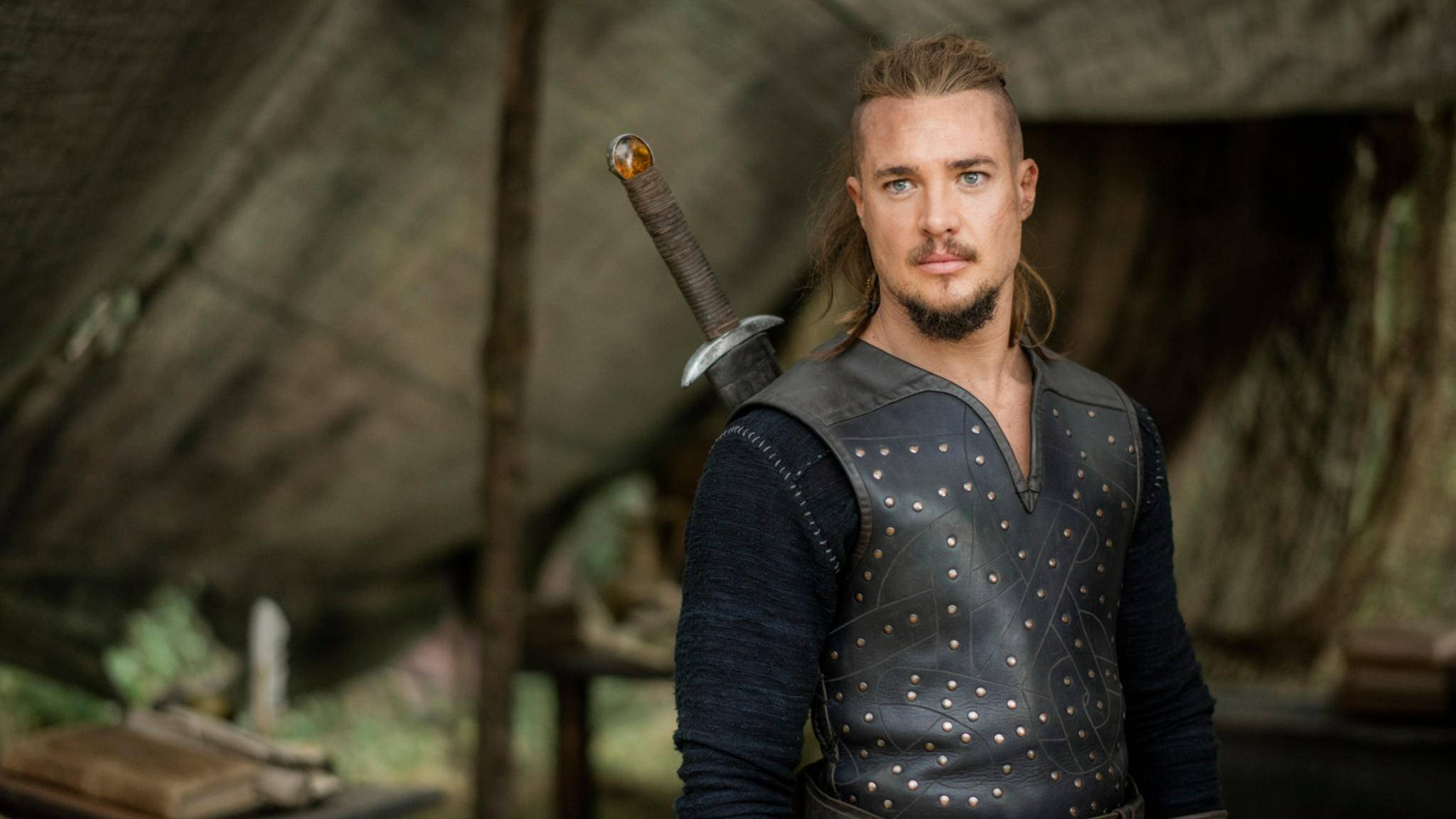 The Last Kingdom Alexander Dreymon als Uhtred