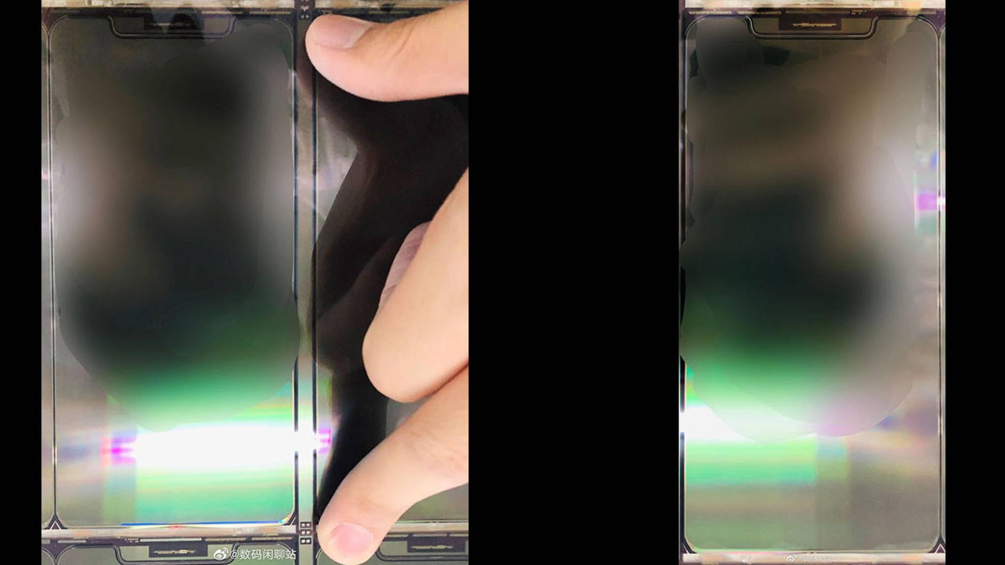 Zeigt dieses Bild tatsächlich den Screen für das iPhone 12?