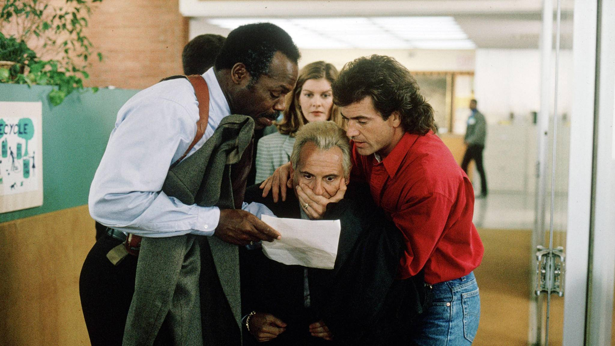 lethal weapon danny glover mel gibson