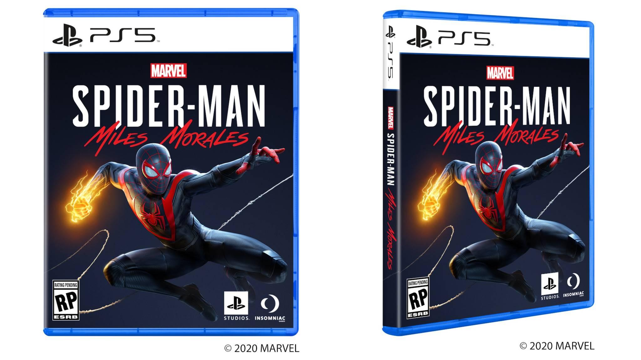 ps5-spielehüllen-spider-man-miles-morales