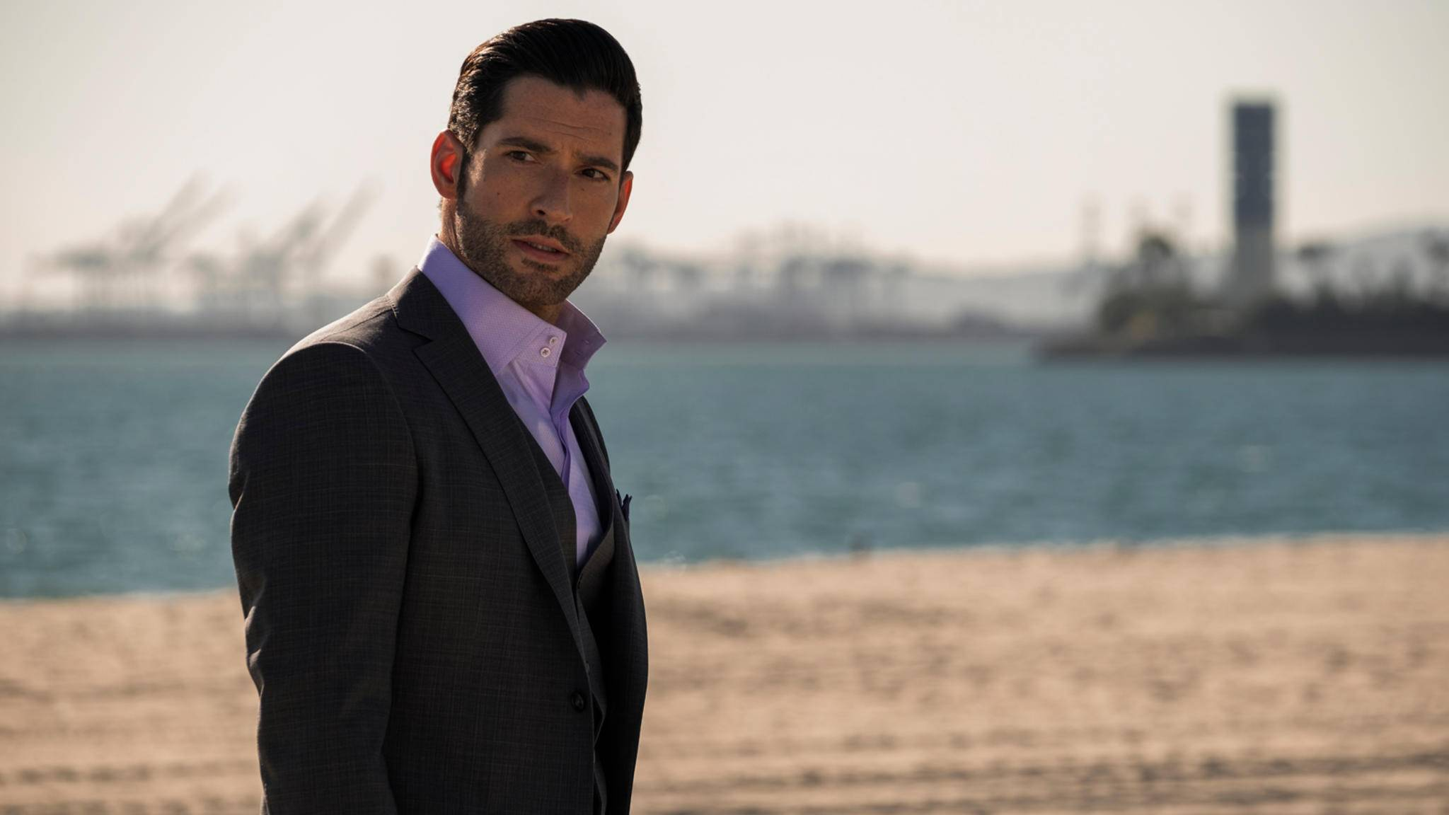 Lucifer Staffel 5 Tom Ellis