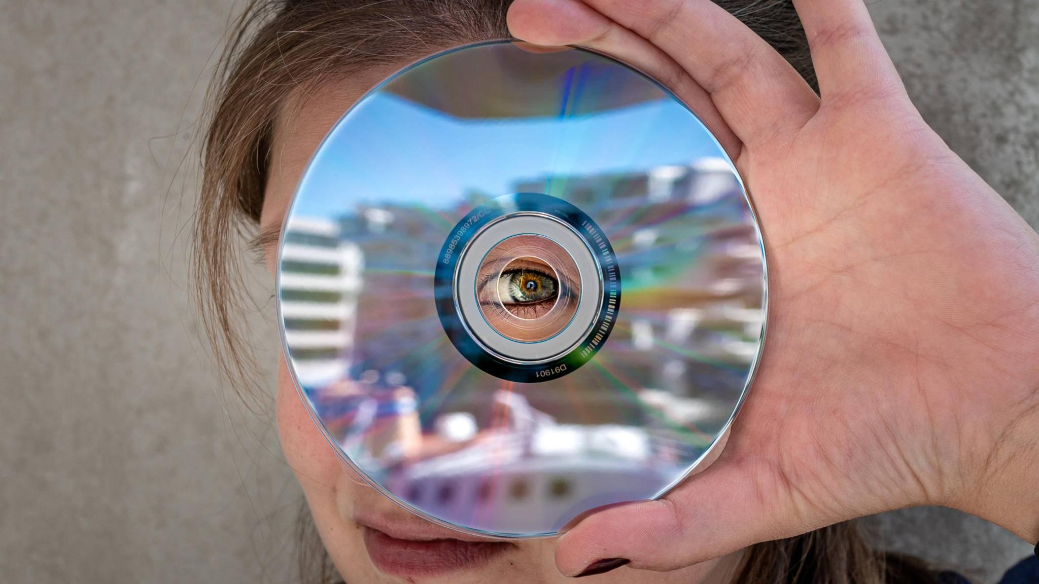 Close-up Auge DVD
