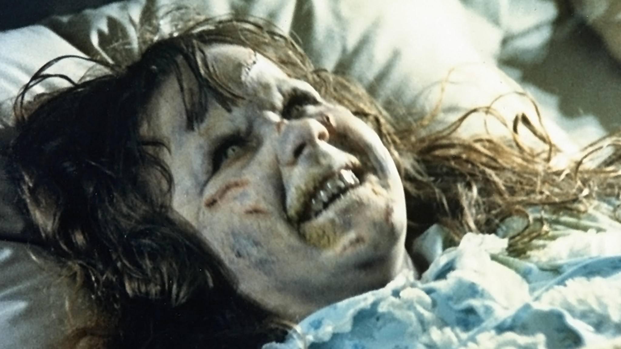 Der Exorzist_Linda Blair als Regan MacNeil