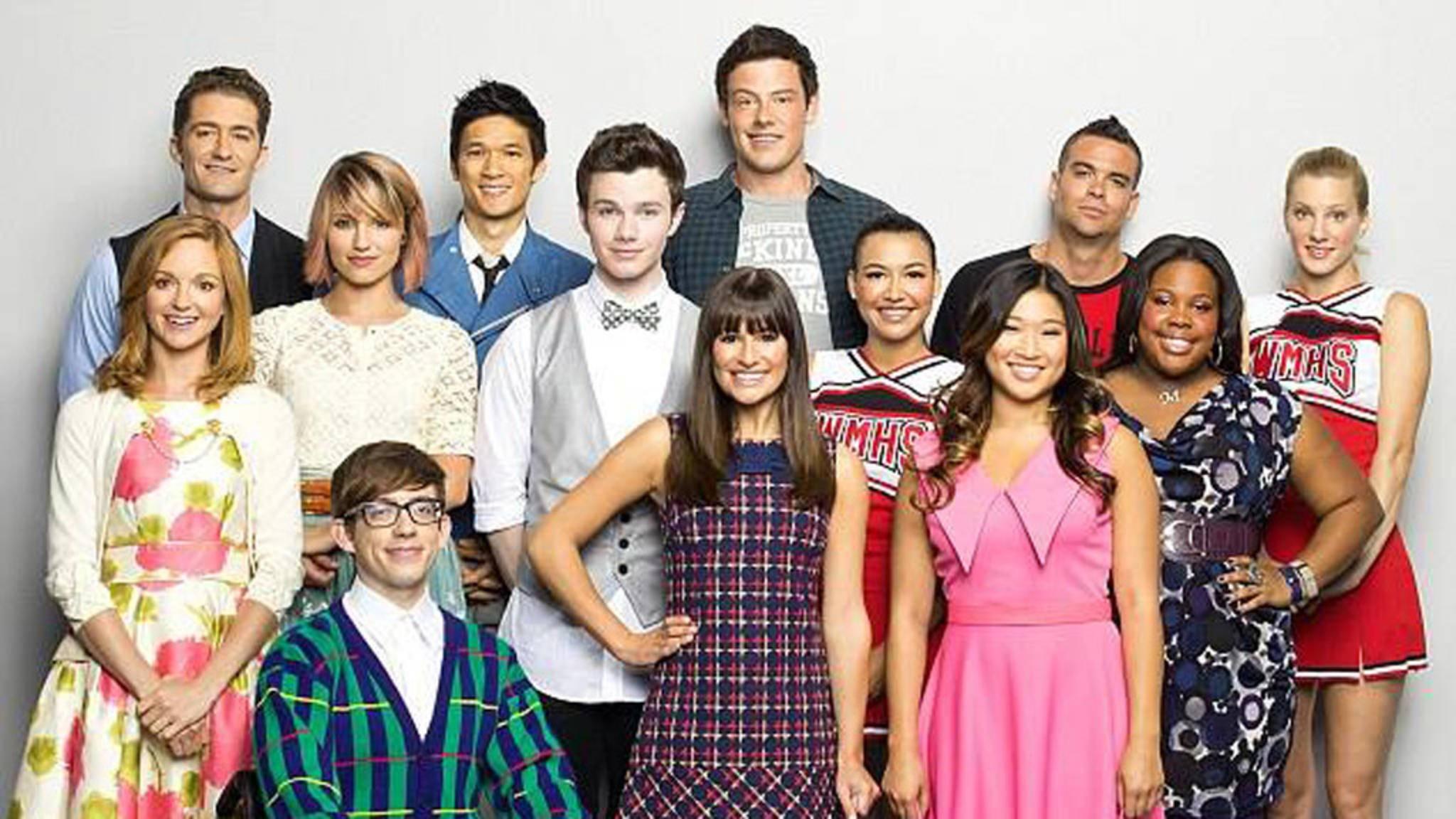 Glee Cast Besetzung