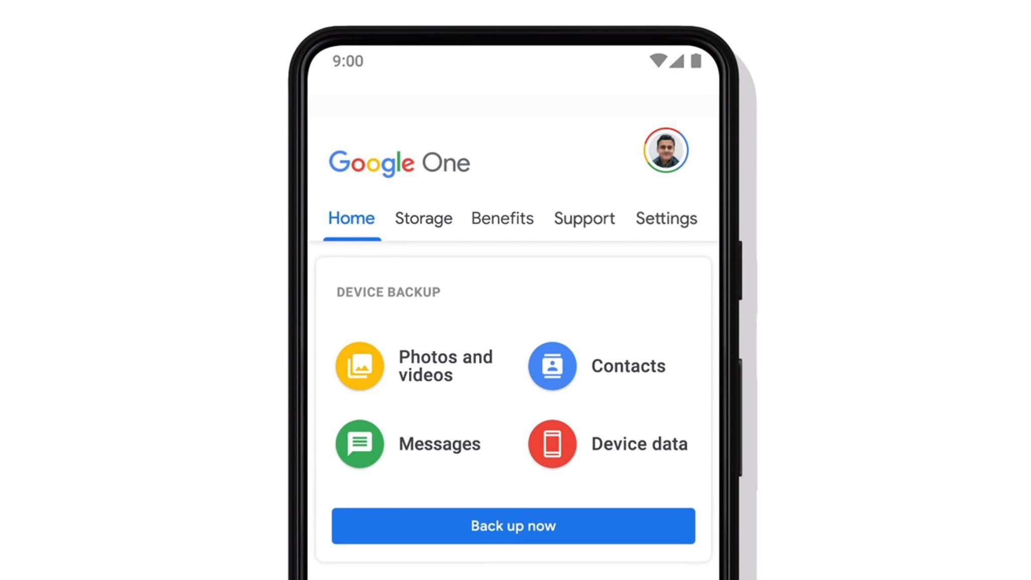 Mit Google One kannst Du automatische Android-Backups erstellen lassen.