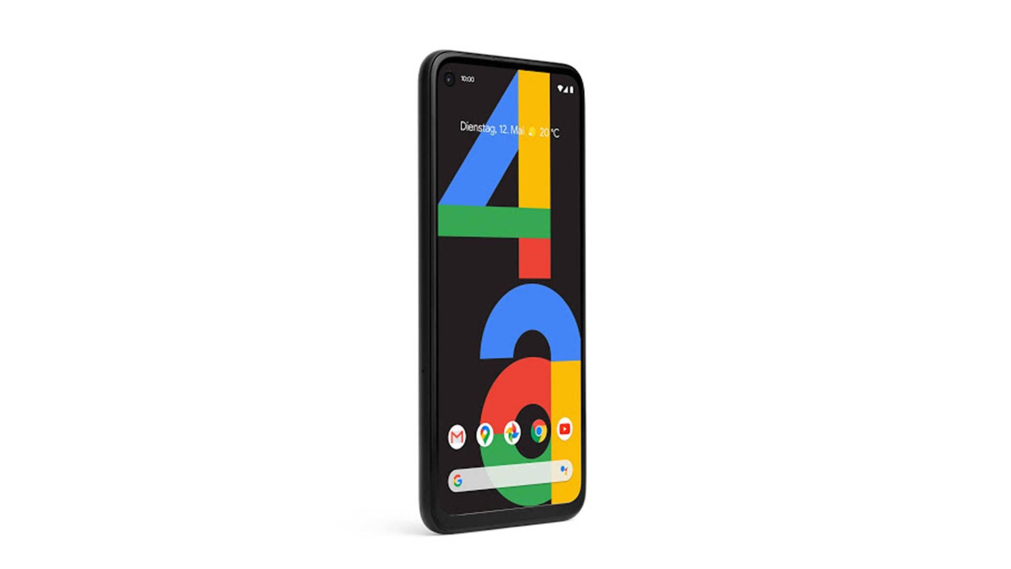 Das Pixel 4a kommt am 1. Oktober in den Handel.
