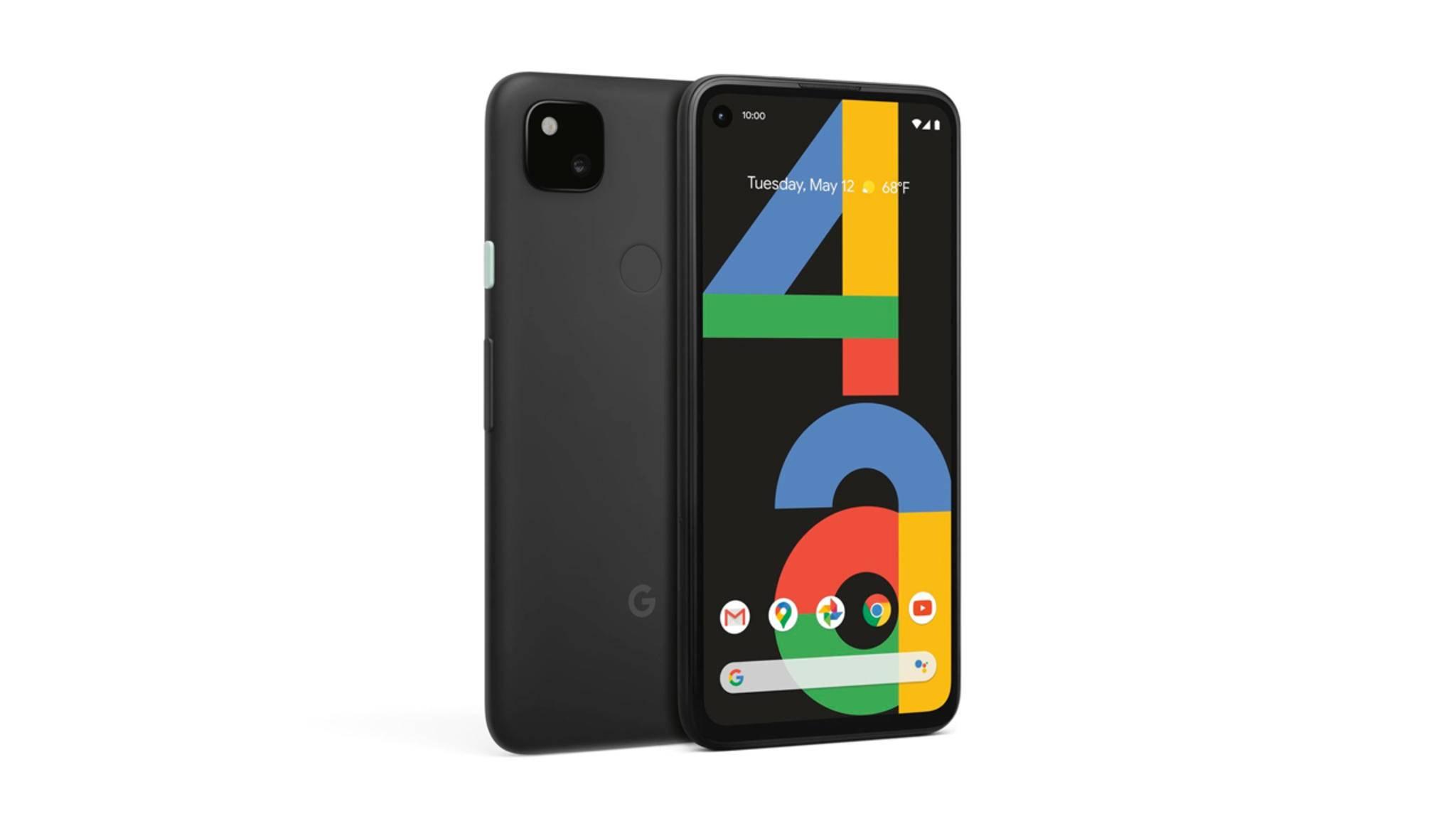 Google wollte das Pixel 4a ursprünglich am 12. Mai vorstellen.