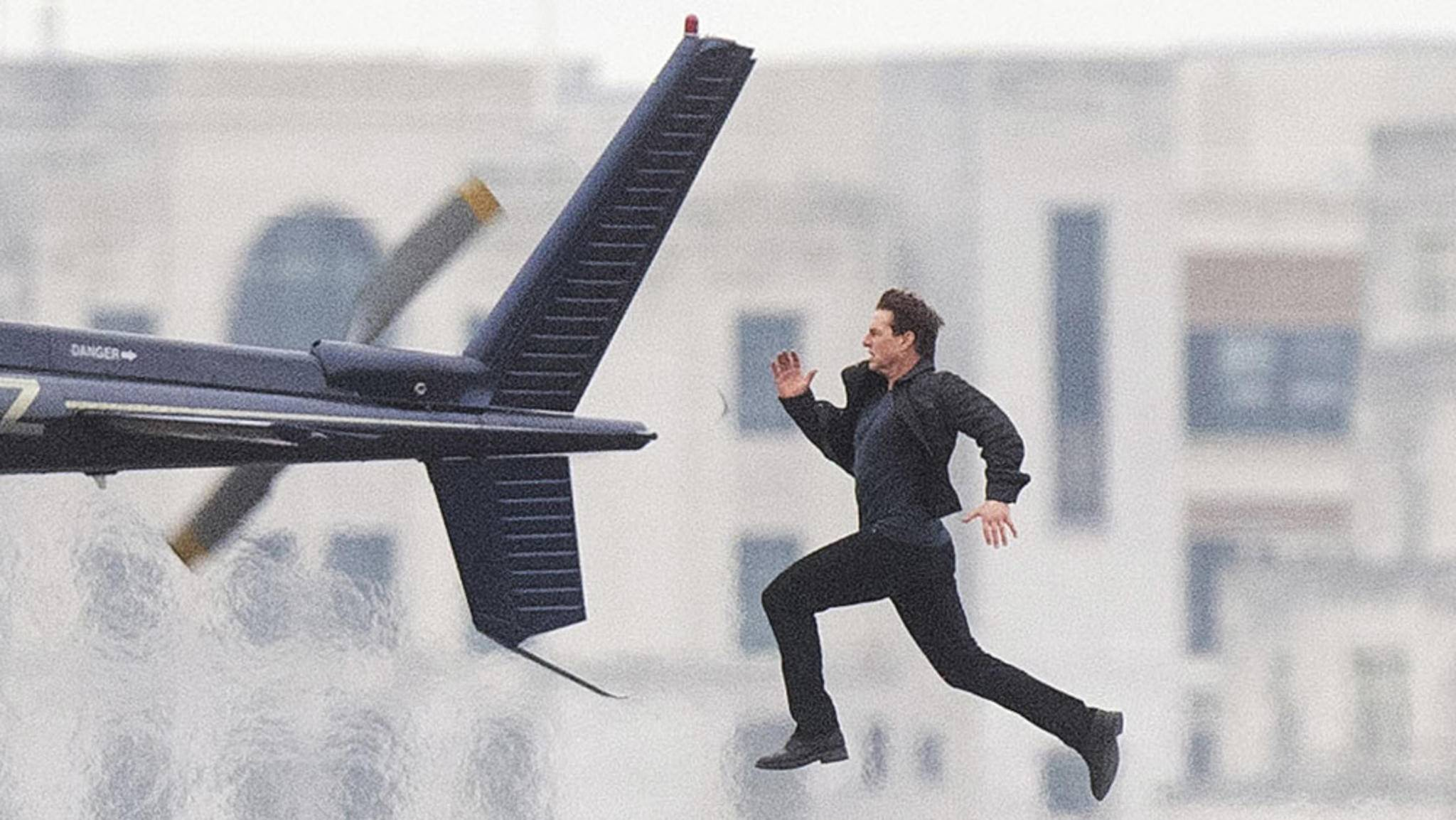 Tom Cruise Mission Impossible 6 Fallout