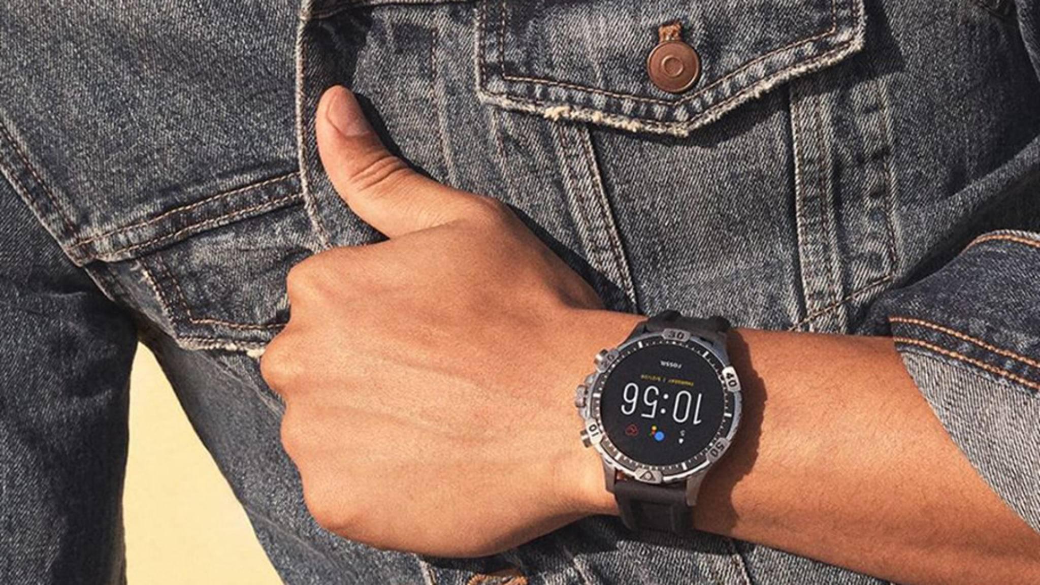 fossil smartwatch generation 5