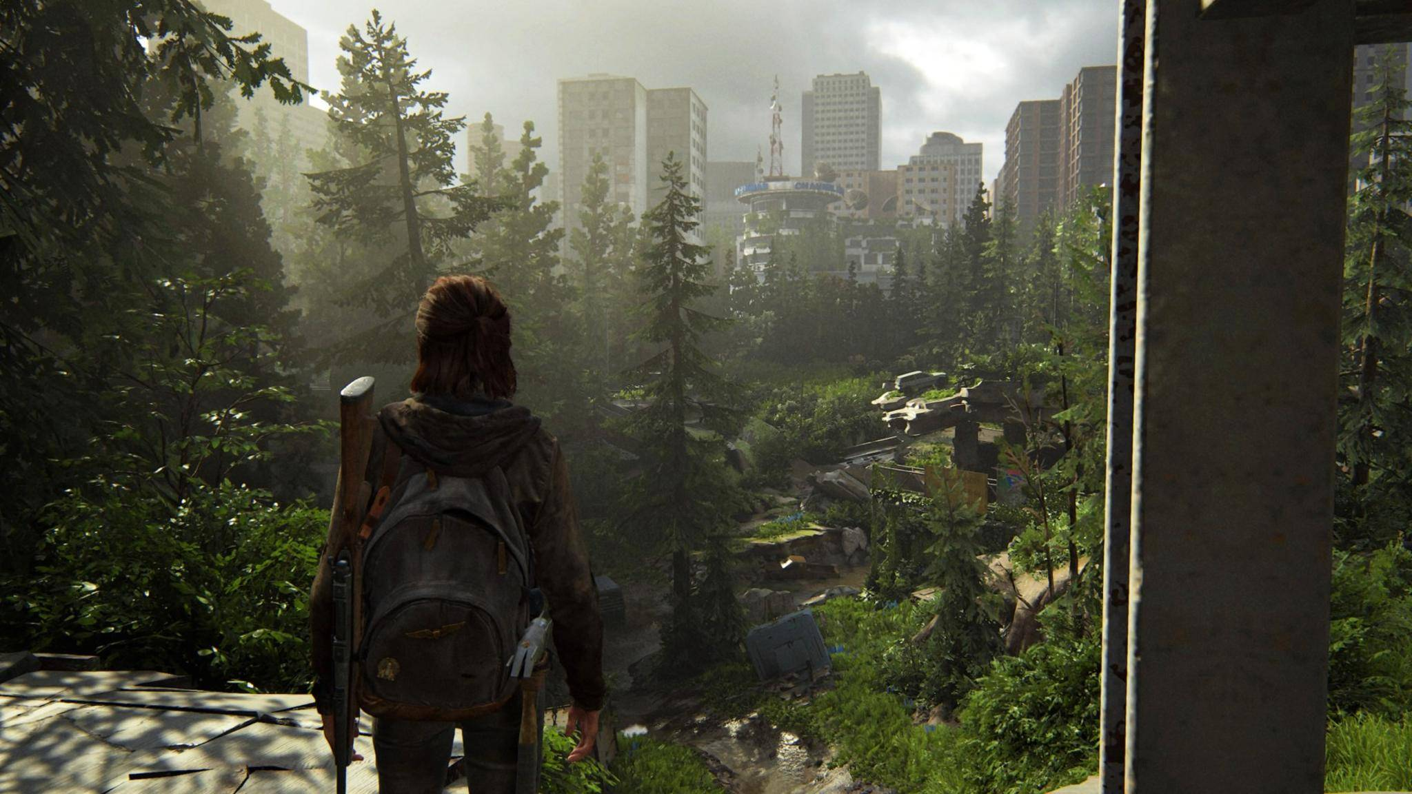 """Unübersichtlich: In """"The Last of Us Part 2"""" kannst Du Kapitel einzeln auswählen um übrige Sammelobjekte zu finden."""