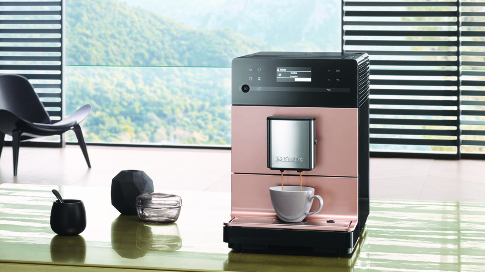 miele CM5 Silence Kaffeevollautomaten