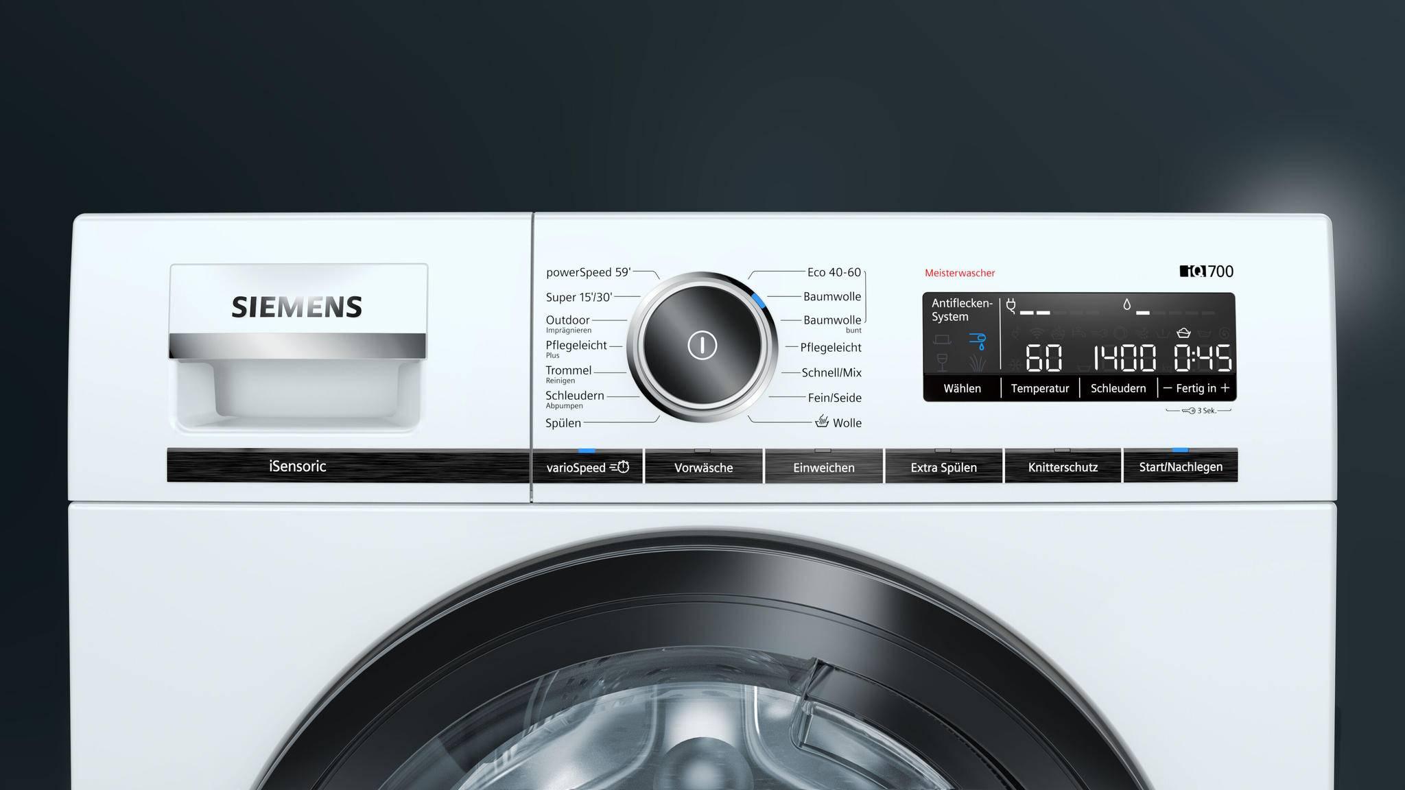 Siemens Meisterwascher