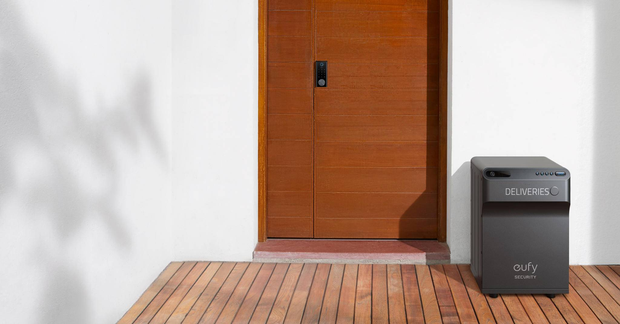 Smart drop Haustür