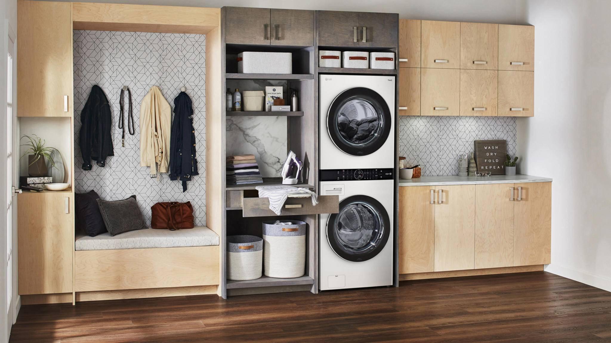 LG Wash Tower Waschmaschine Trockner