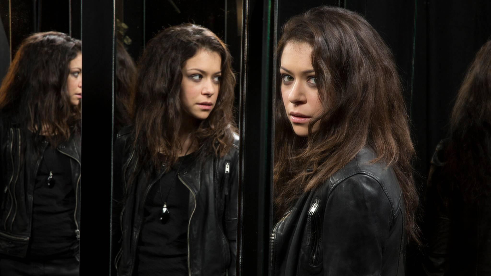 Orphan Black Tatiana Maslany als Sarah