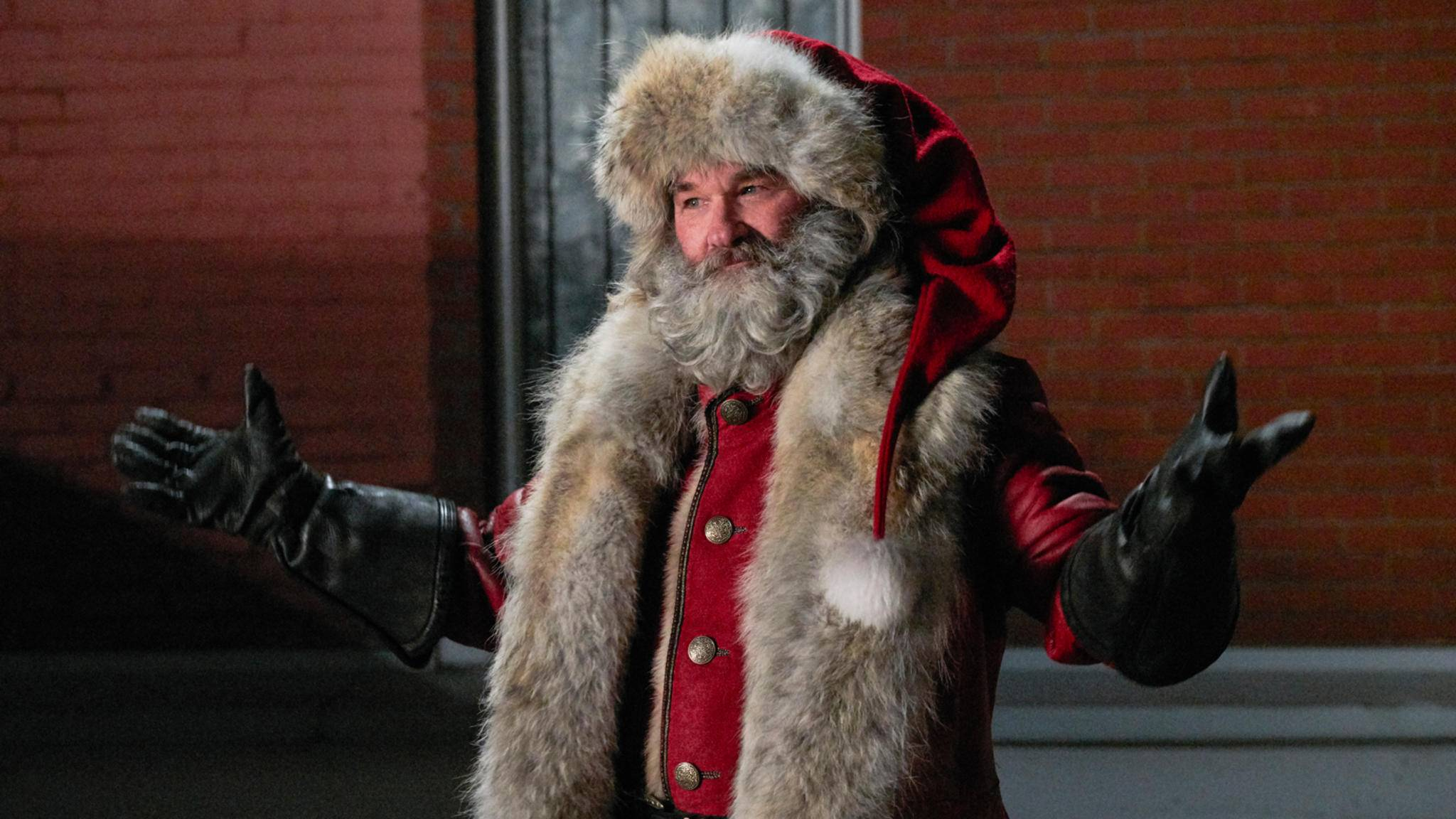 The Christmas Chronicles Kurt Russell