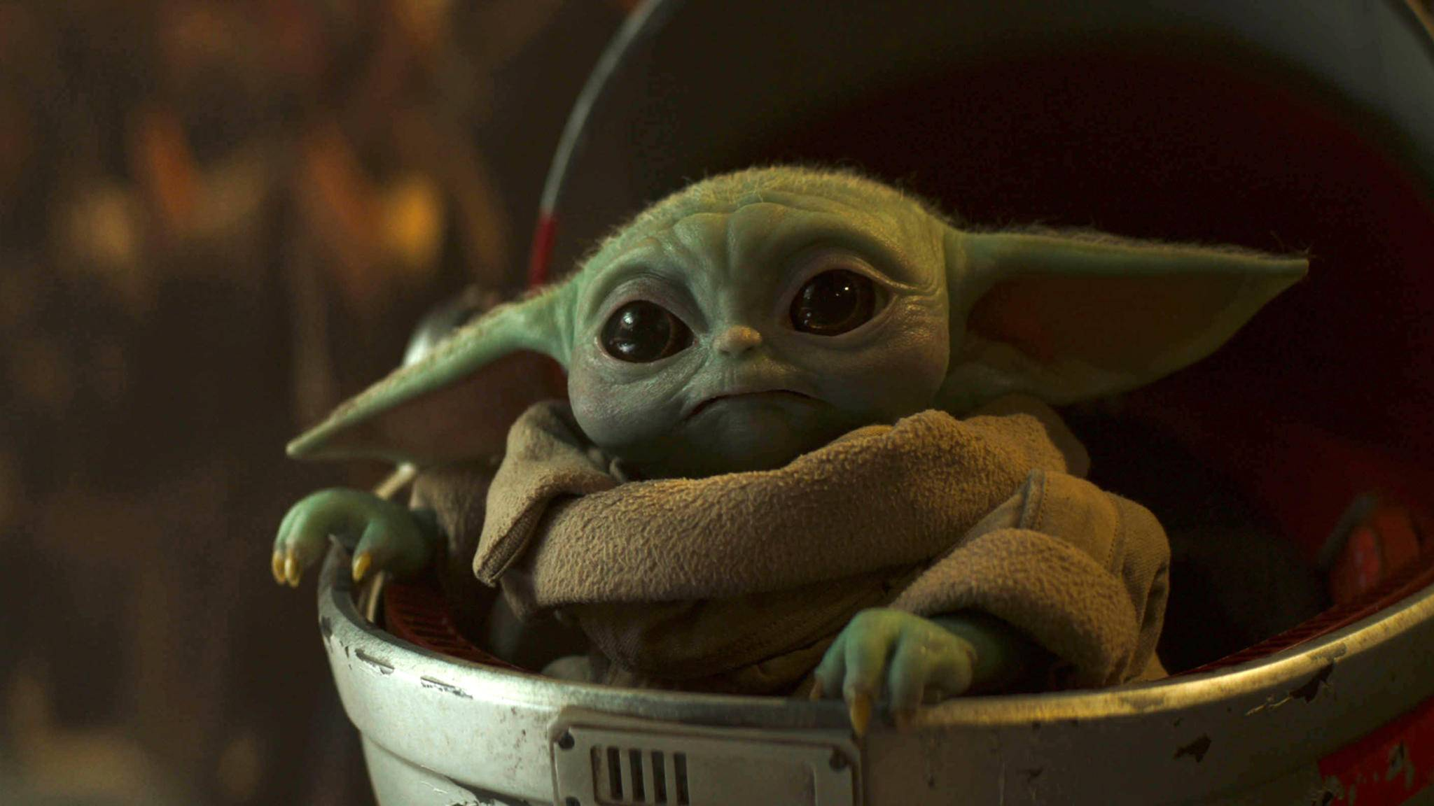 The Mandalorian Staffel 2 Baby Yoda