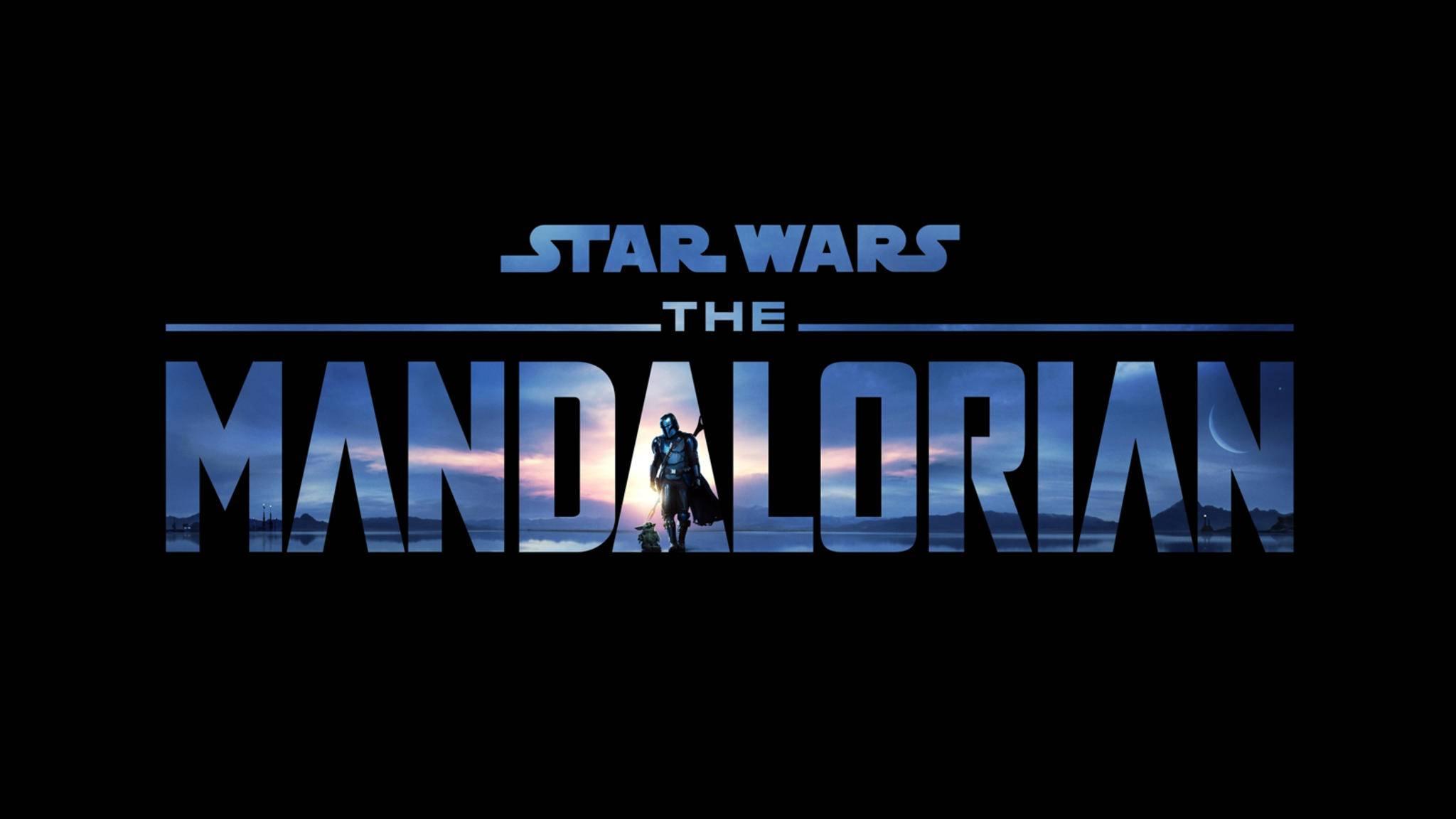 The Mandalorian Staffel 2 Logo