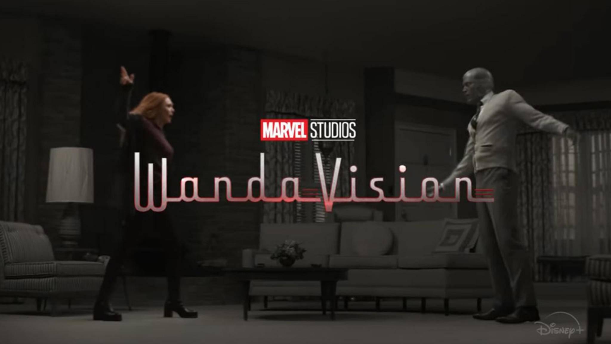 WandaVision Disney