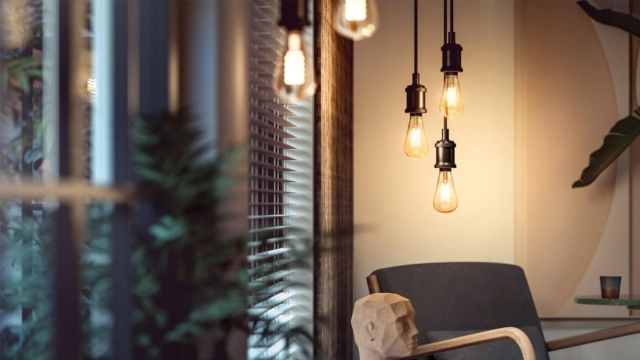 Philips Hue Filament Leuchten