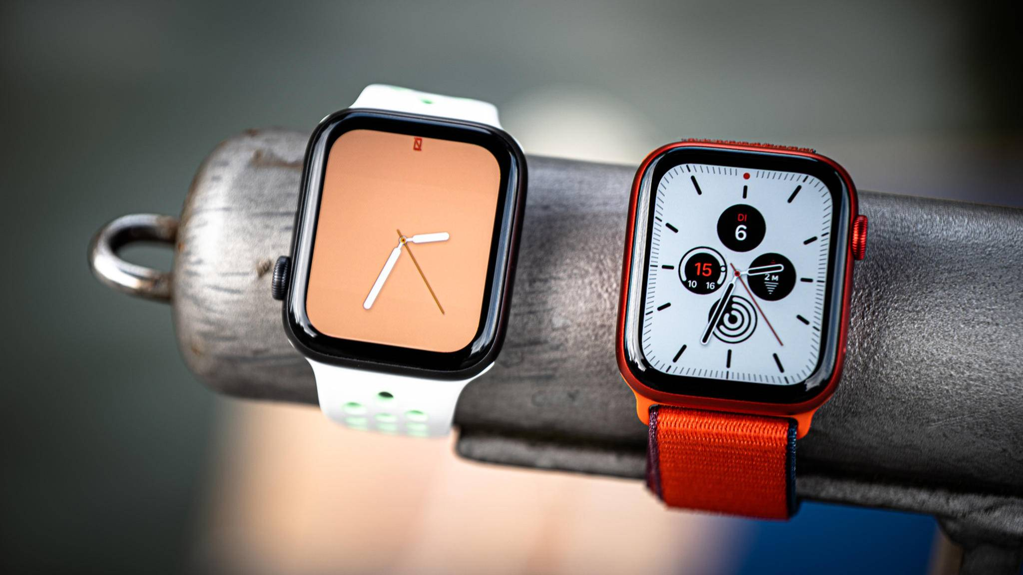 Apple Watch Series 6 und Apple Watch SE