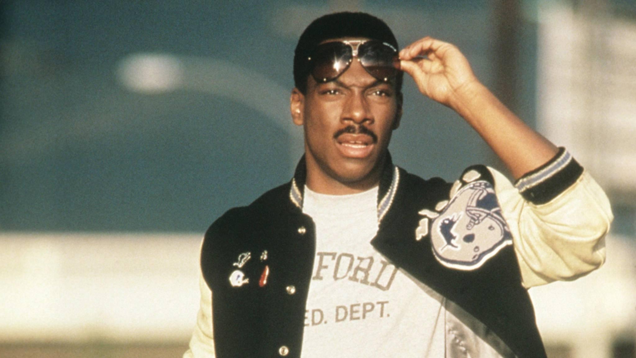 Beverly Hills Cop II Eddie Murphy