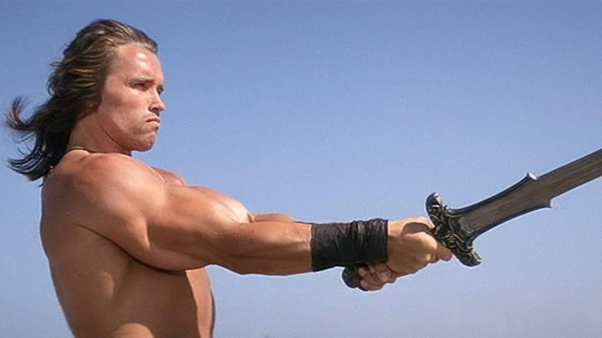 Conan der Barbar Arnold Schwarzenegger