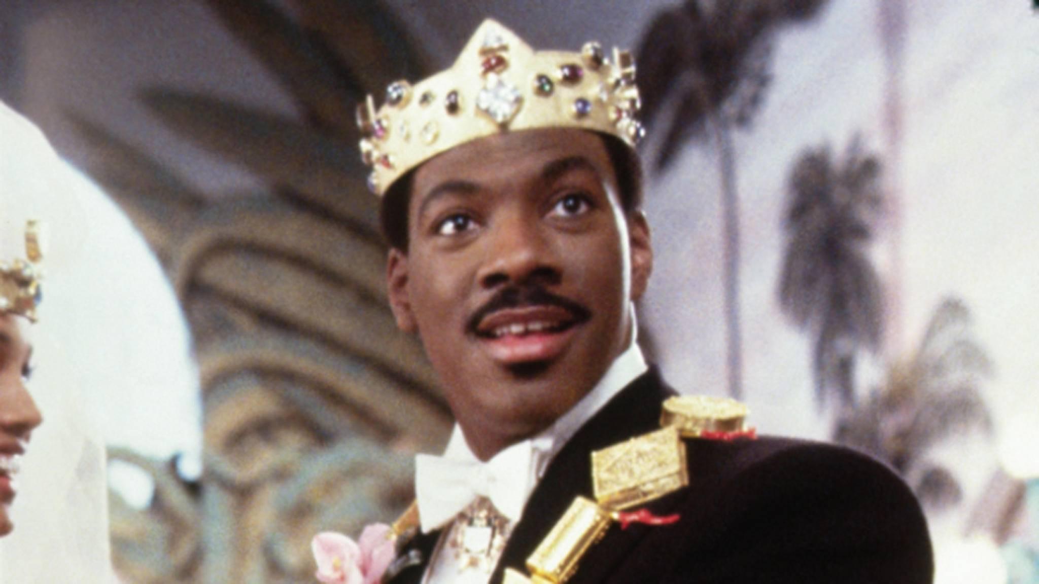 Der Prinz aus Zamunda Eddie Murphy