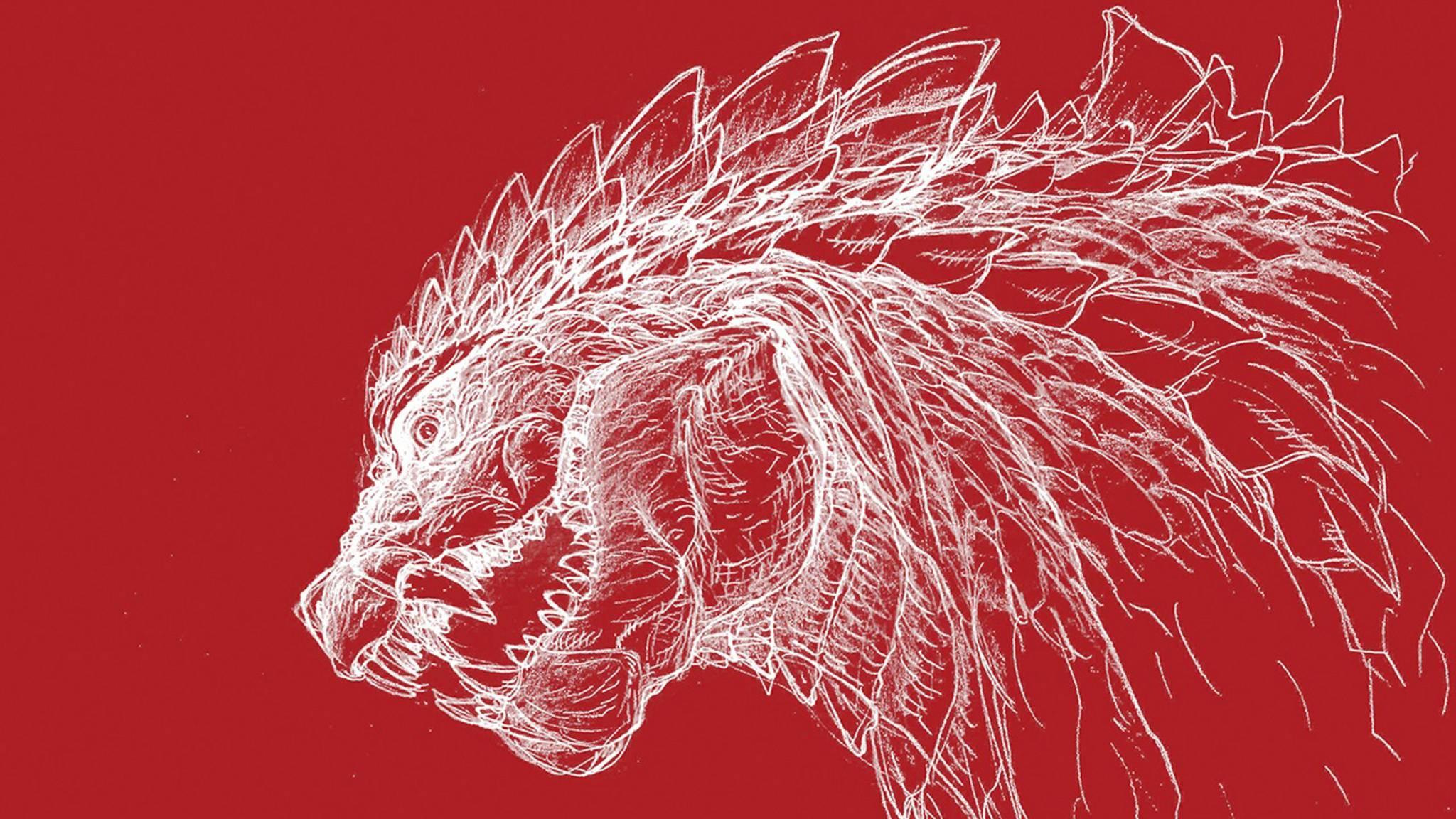 Godzilla Singular Point Anime-Serie Godzilla-Design von Yamamori