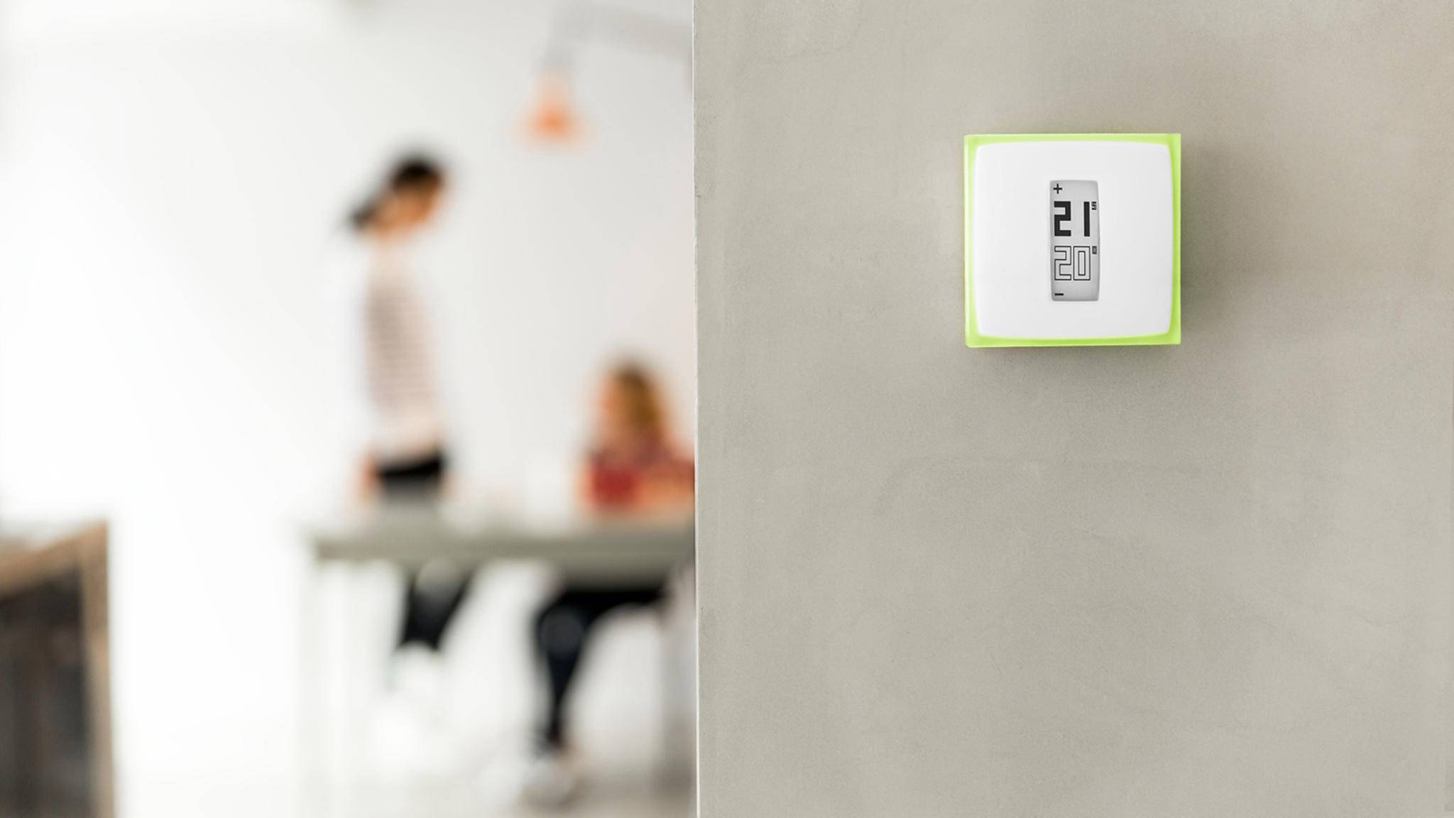Netatmo Modulierendes Smartes Thermostat Küche