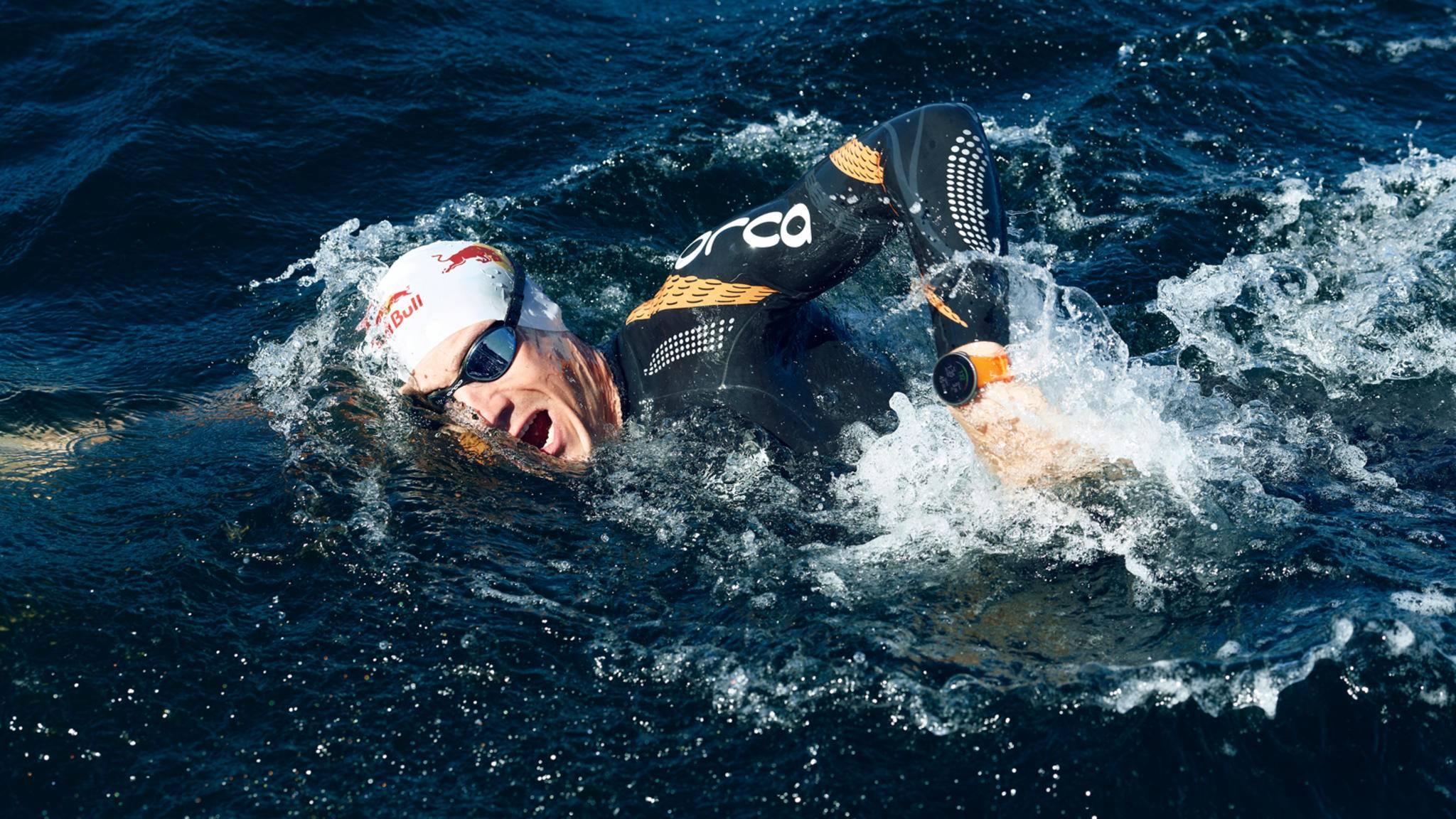 Polar Vantage V Schwimmen