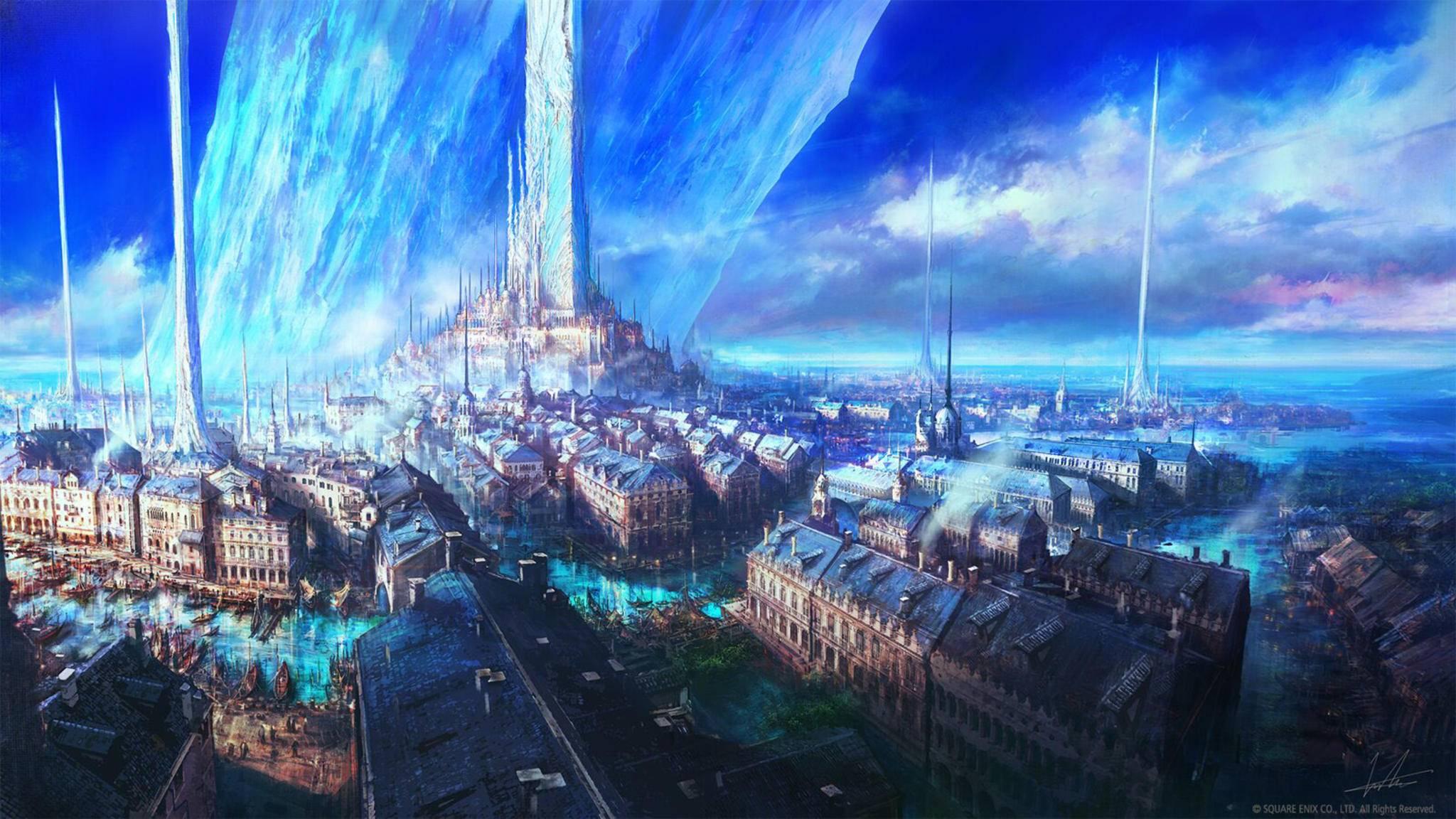 Final Fantasy 16 Valisthea