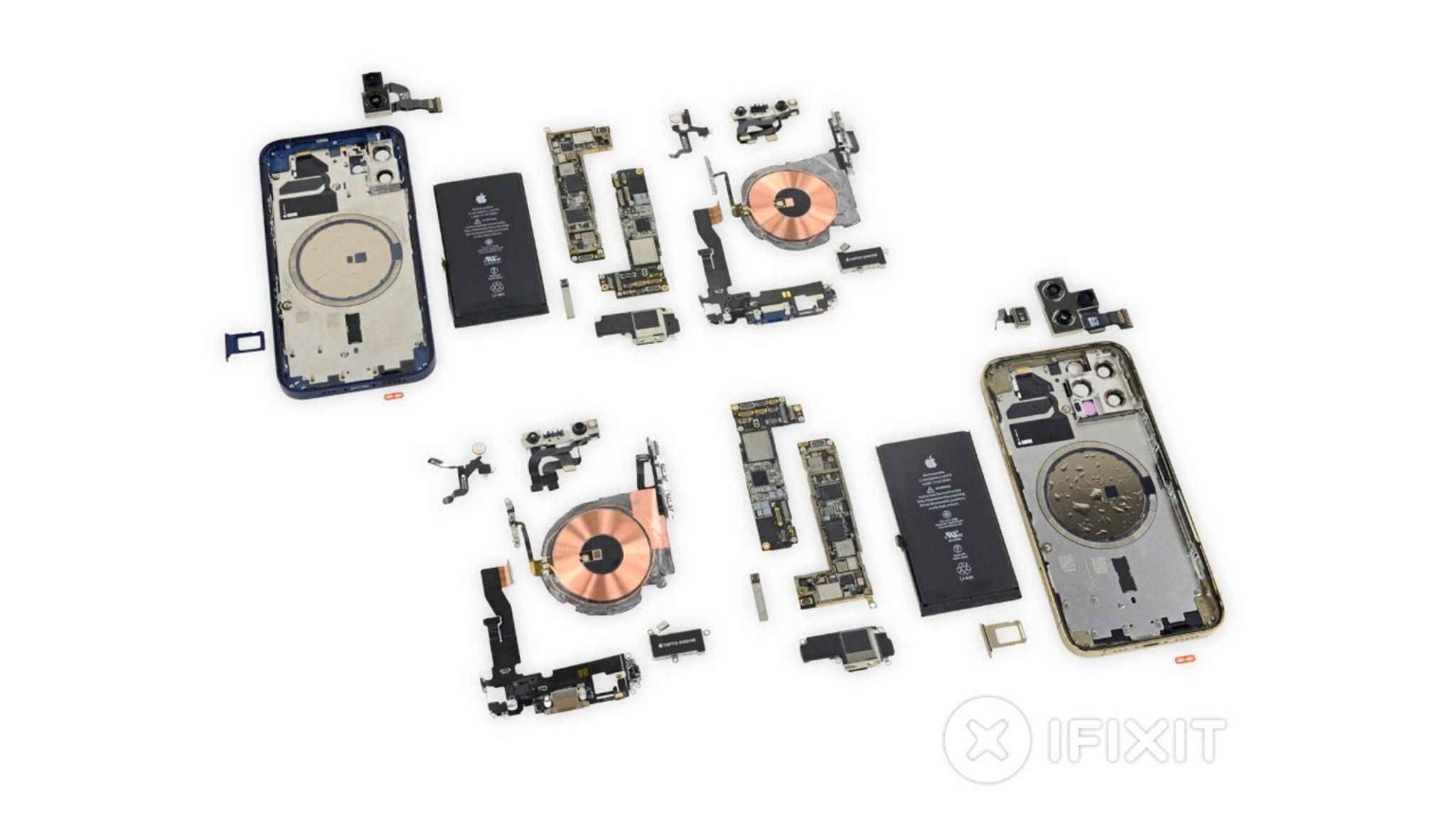 iPhone 12 Teardown