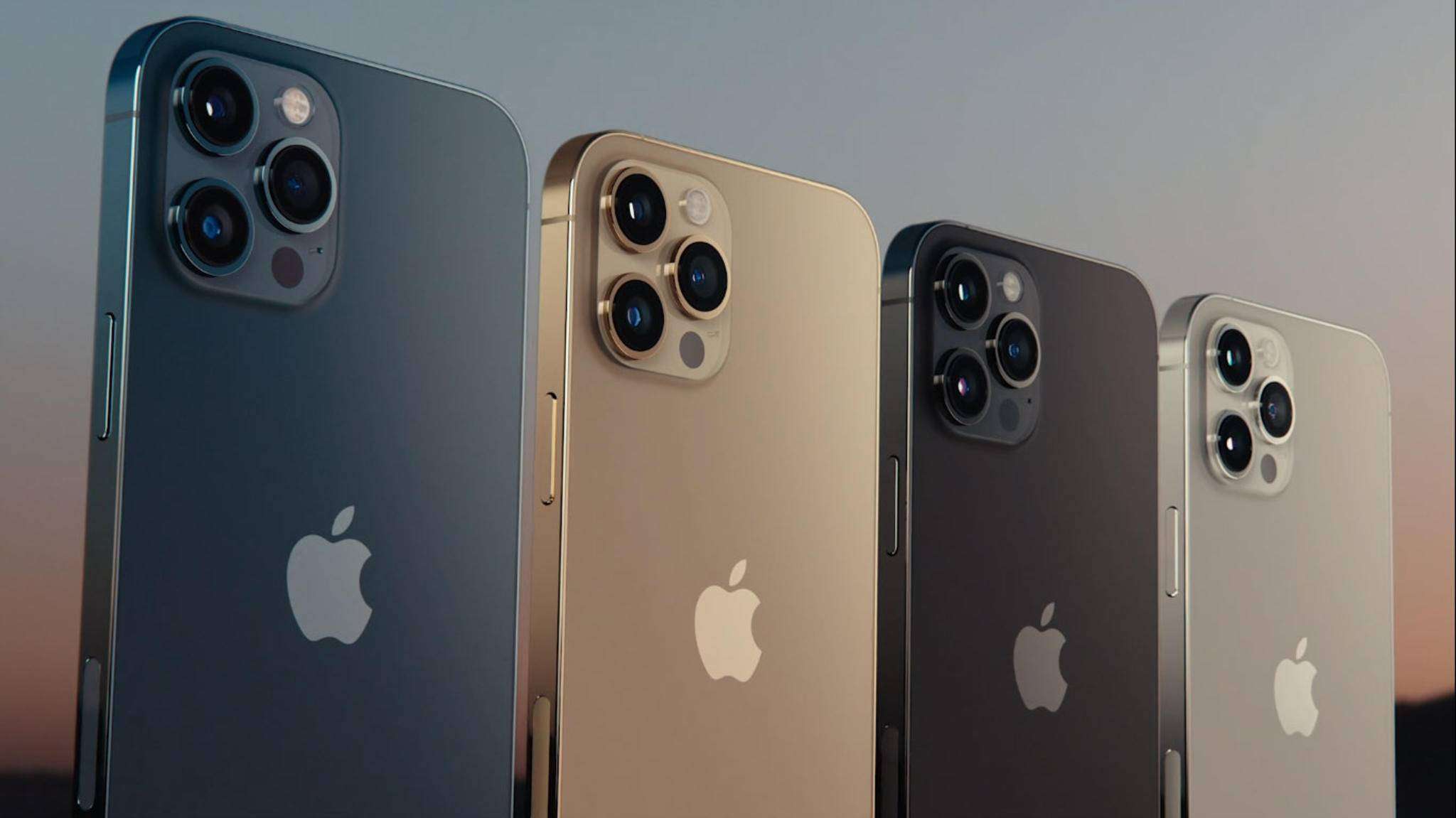 iPhone 12 Pro Farben
