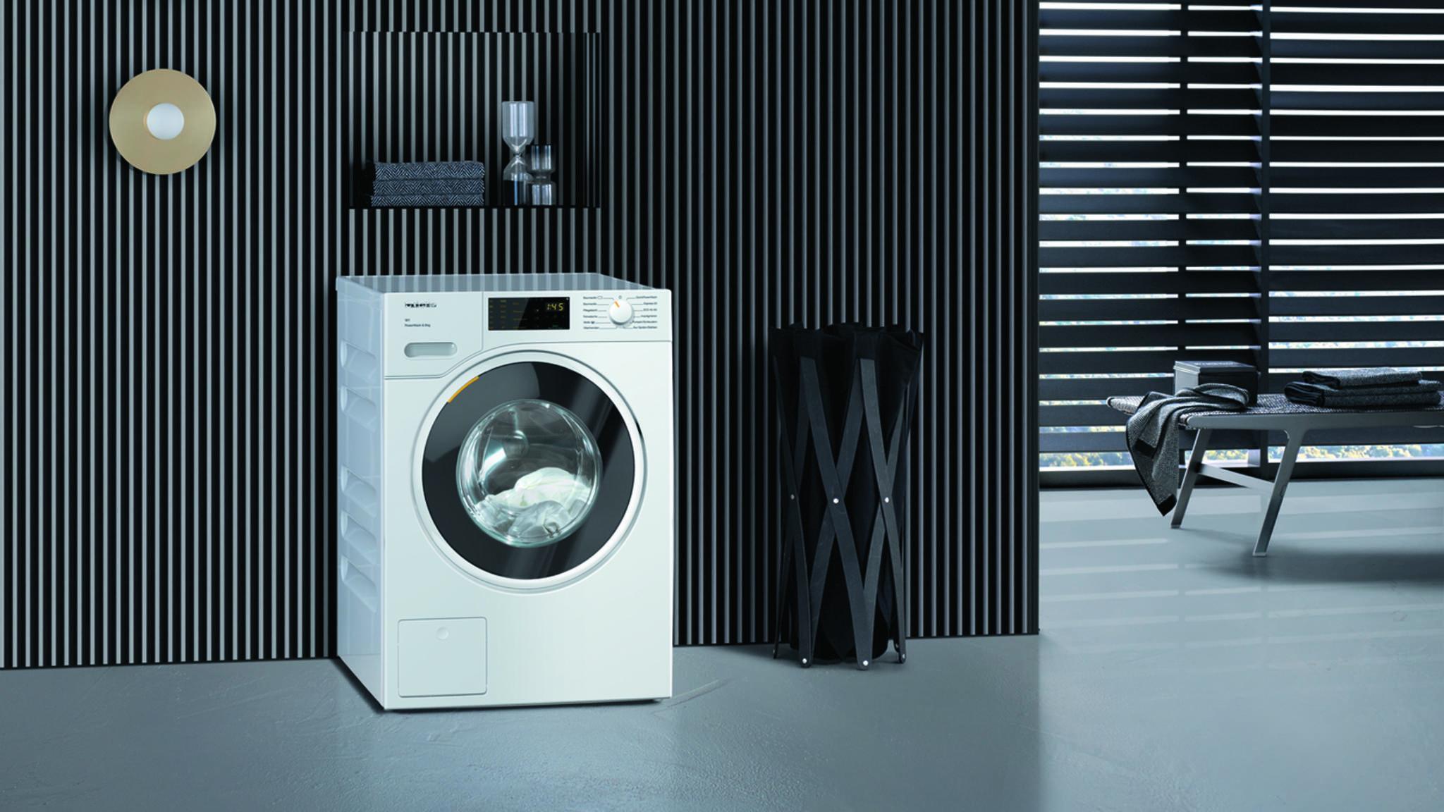miele waschmaschine badezimmer