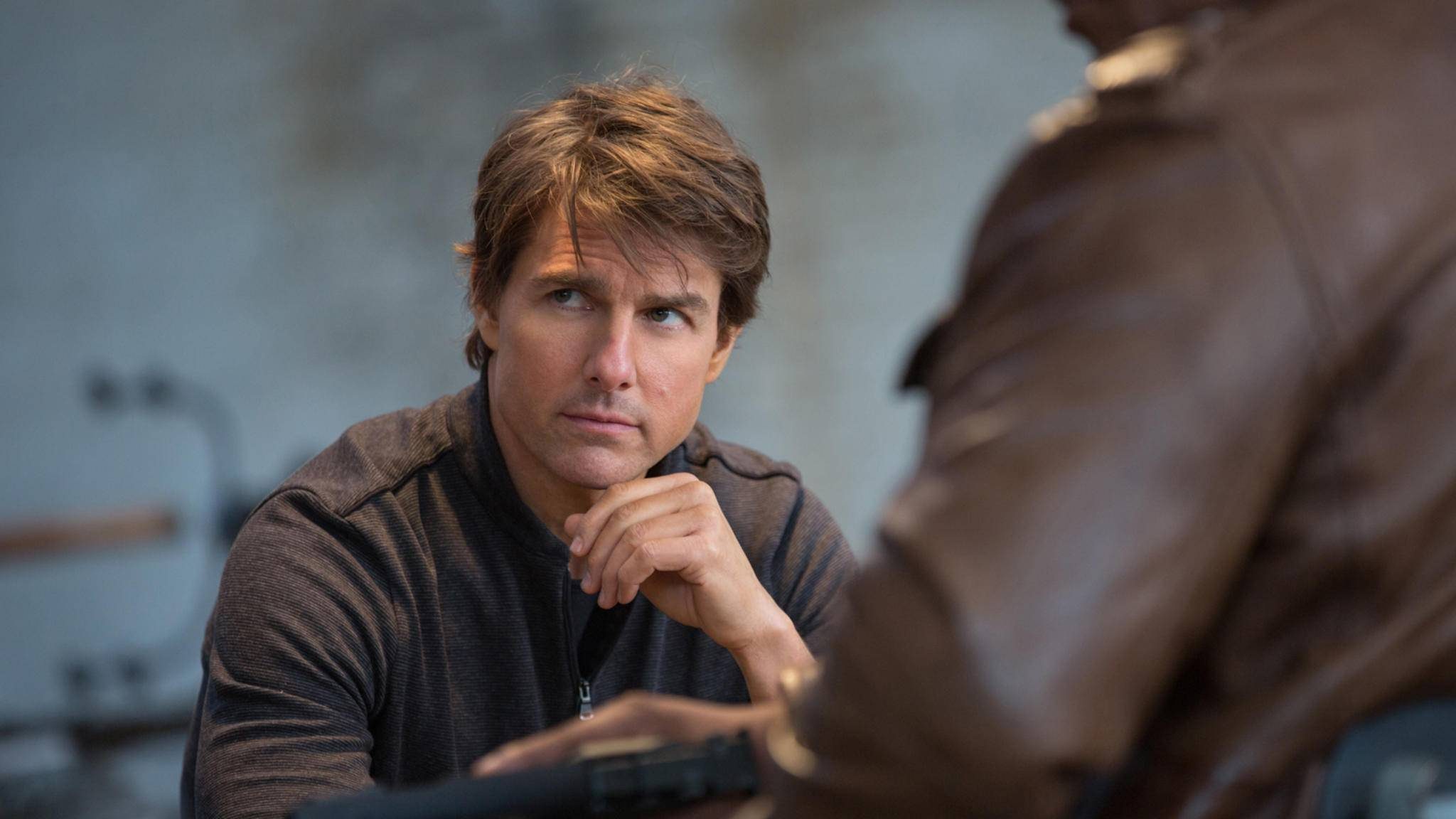 MISSION: IMPOSSIBLE - ROGUE NATION tom cruise