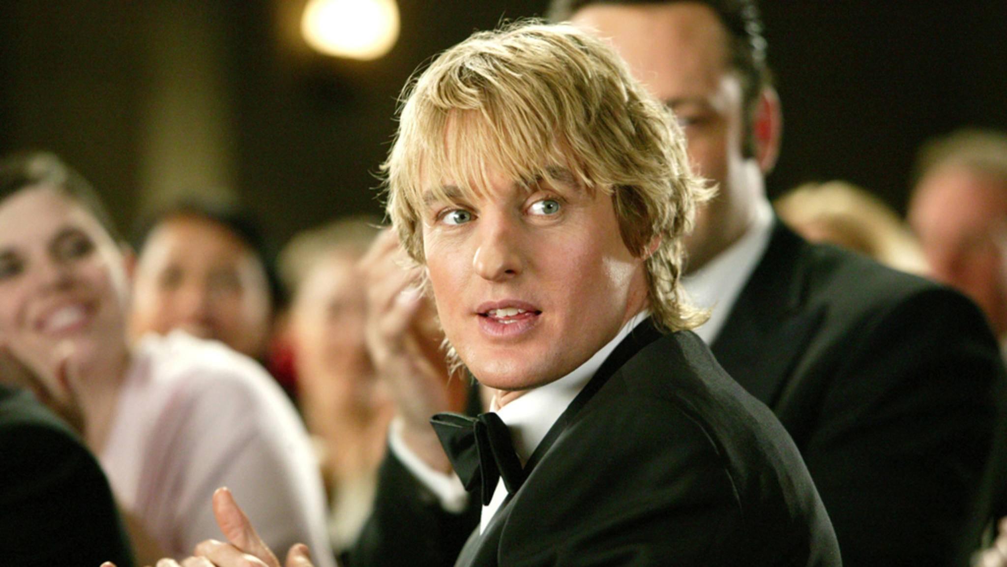 Die Hochzeits-Crasher Owen Wilson
