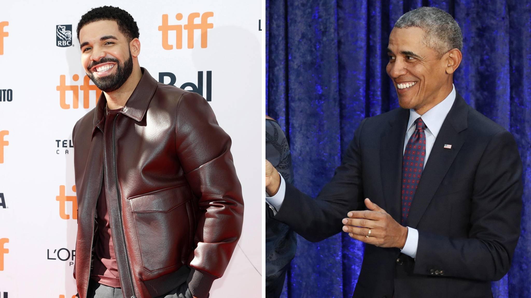Drake Barack Obama