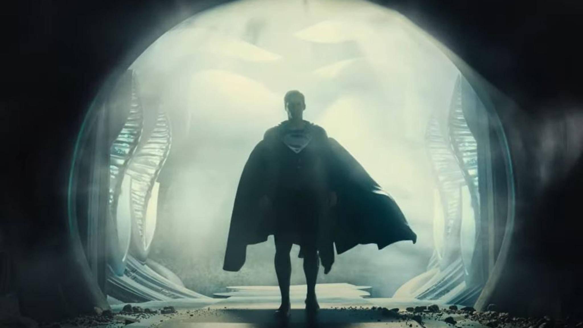 Justice League Director's Cut Superman HBO Max