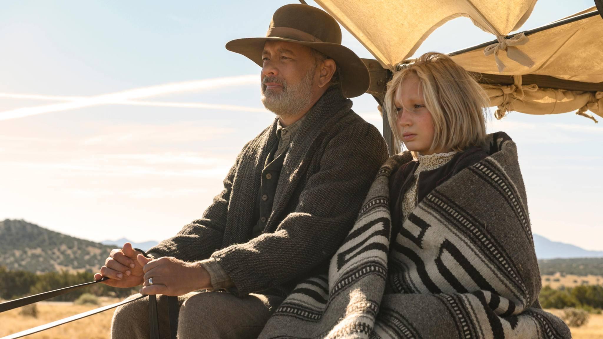 Neues aus der Welt Tom Hanks Helena Zengel